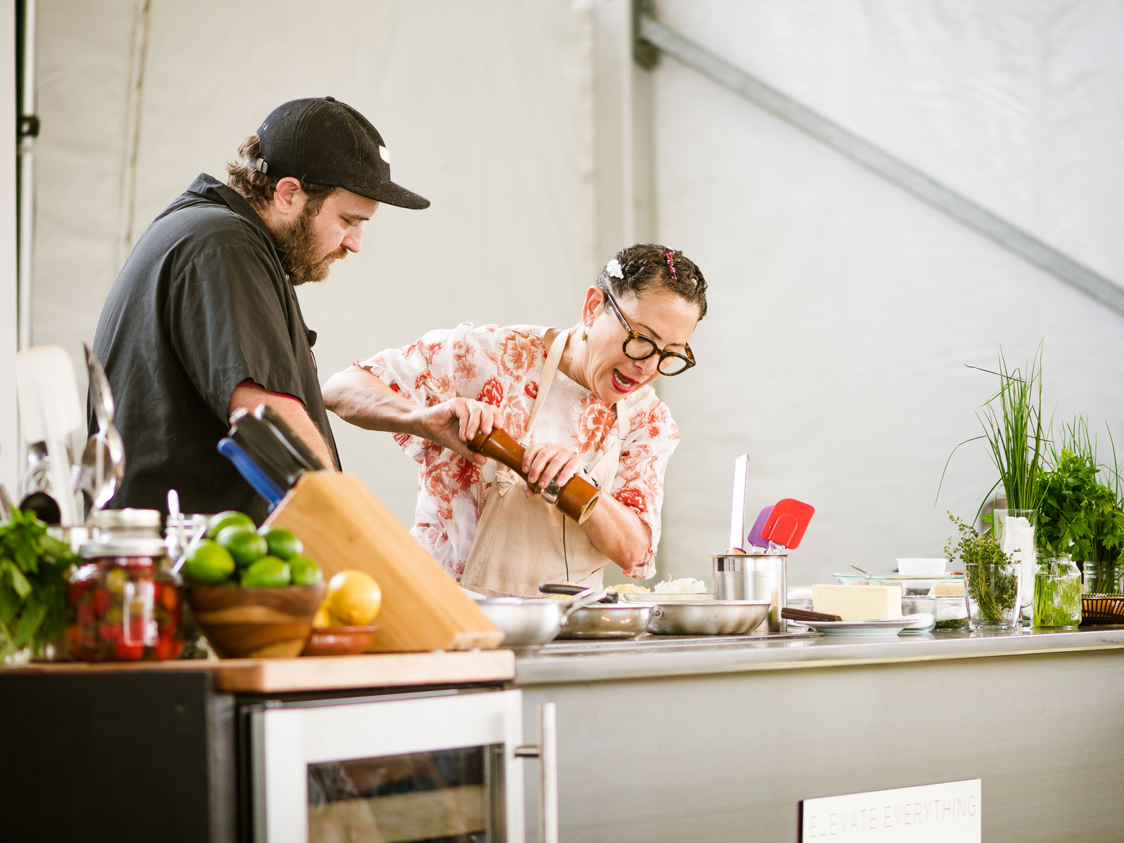 The Smoke Is Still Settling After This Year's Austin Food & Wine Festival