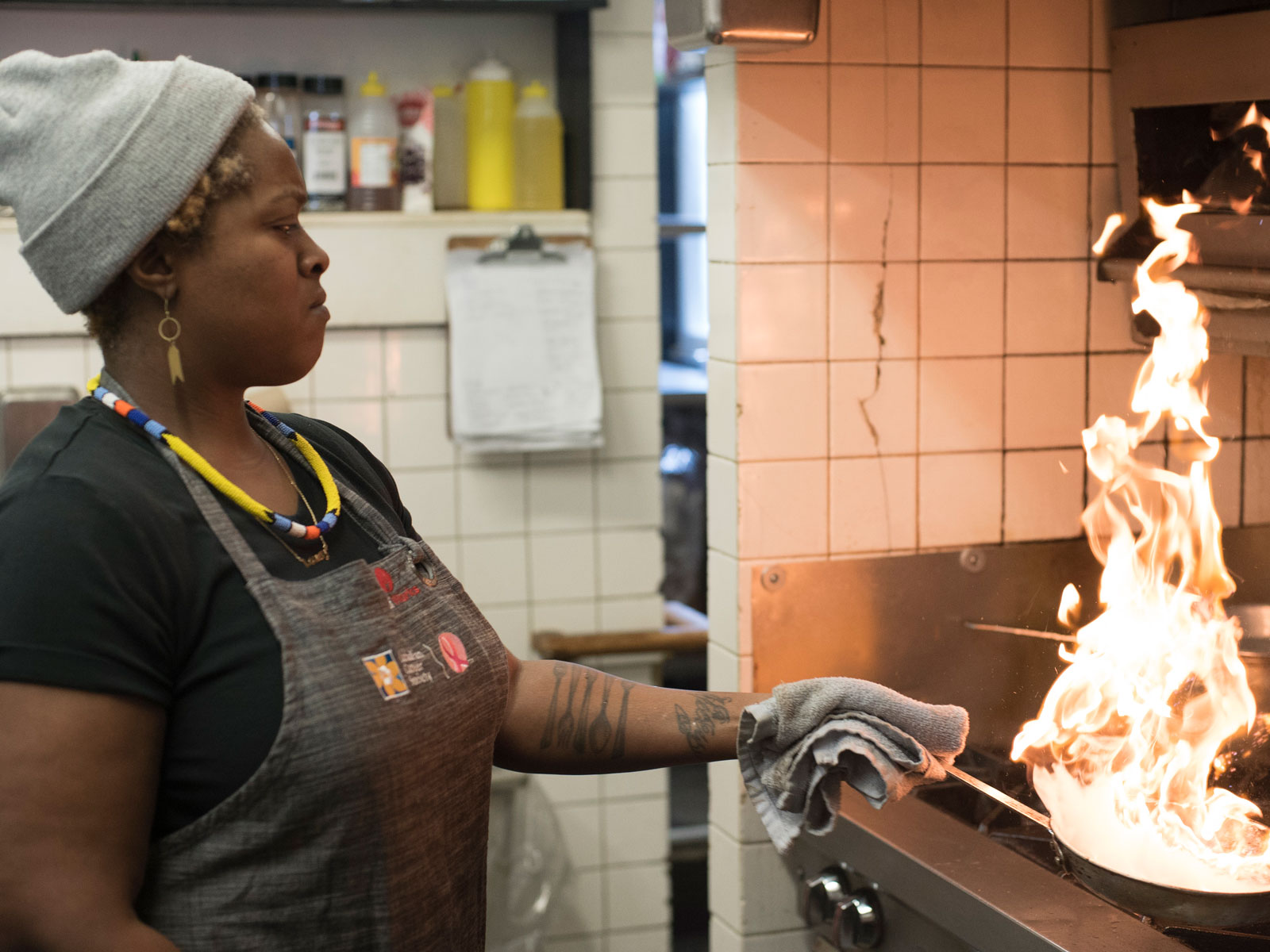 'The Heat'—A Chef Documentary Featuring All Women—Couldn't Come at a Better Time