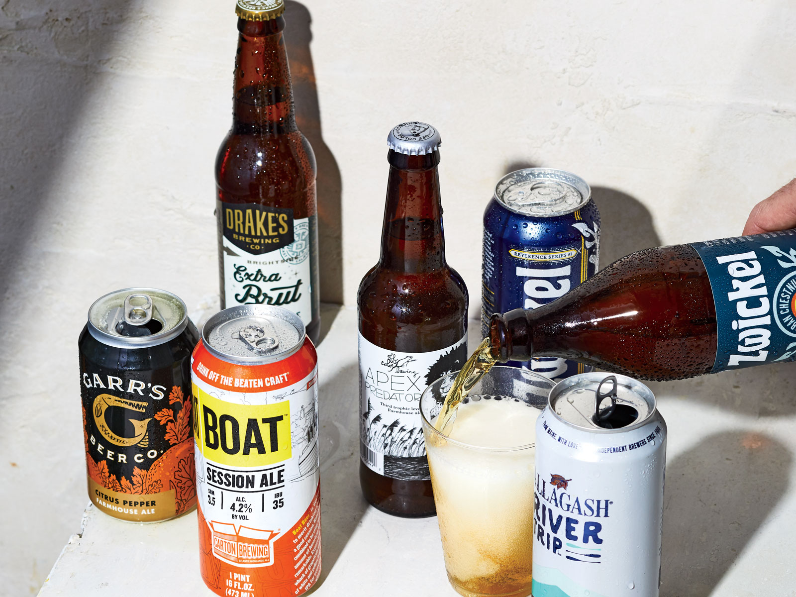 10 Refreshing Craft Beers to Drink This Summer