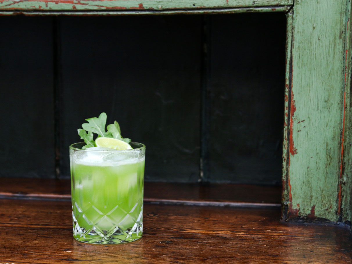 This Aloe Liqueur Is Our New Cocktail Secret Weapon