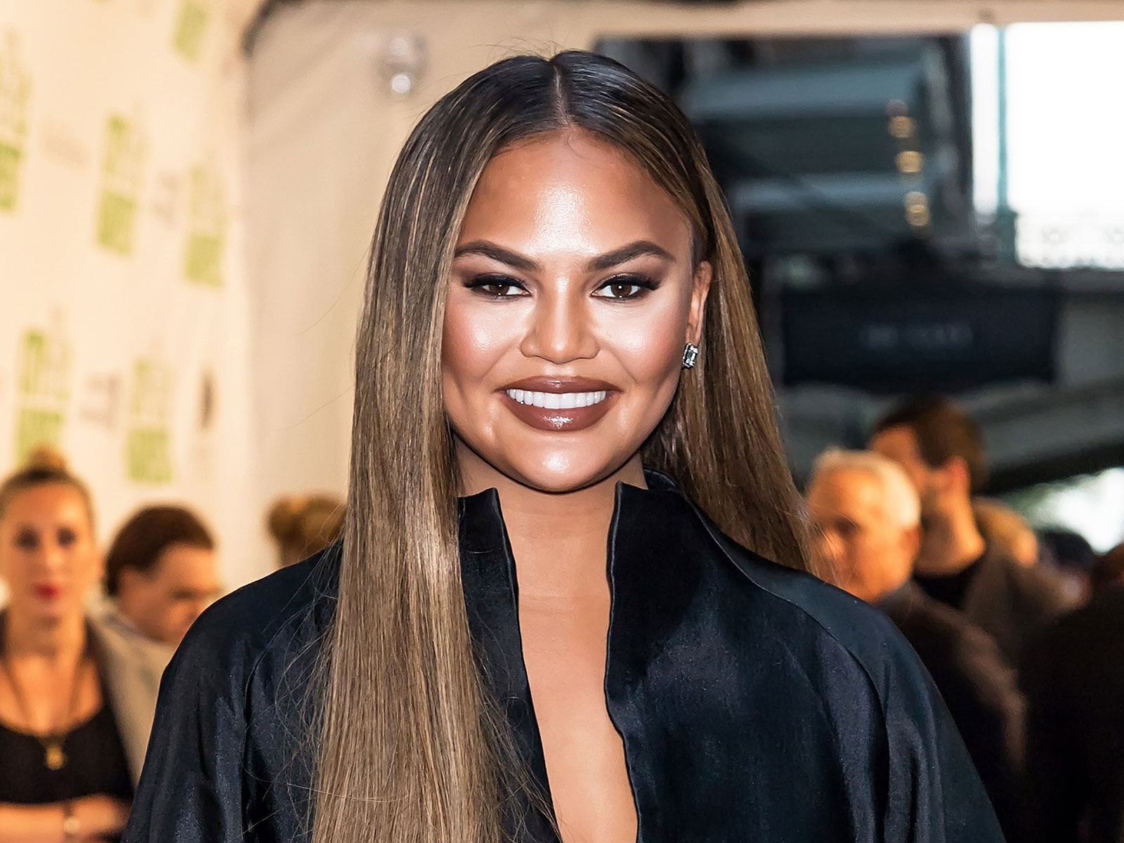 Chrissy Teigen and John Legend Casually Make Branzino When They're Feeling Lazy