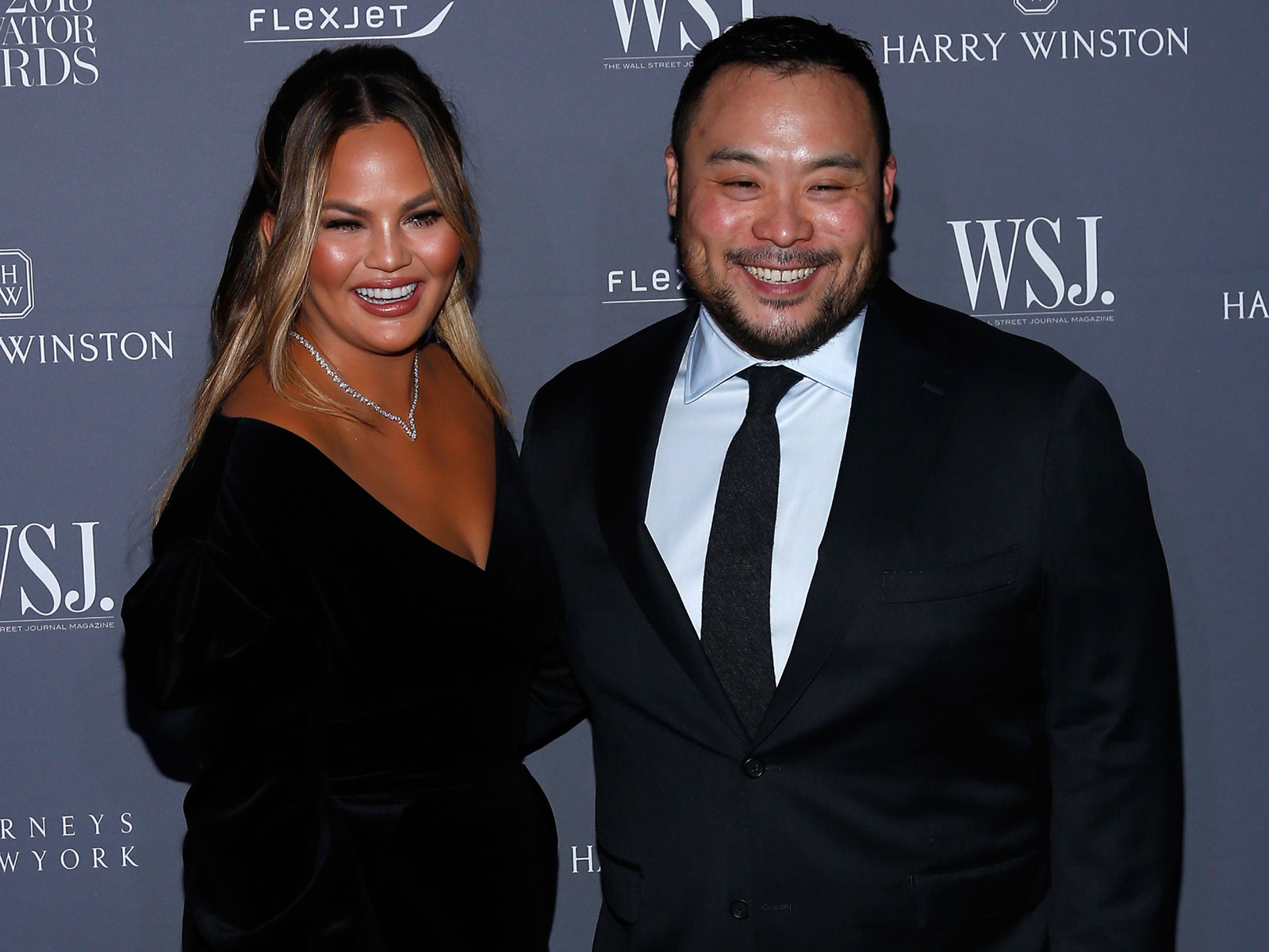 Chrissy Teigen and David Chang to Co-Host a Food-Themed Talk Show on Hulu