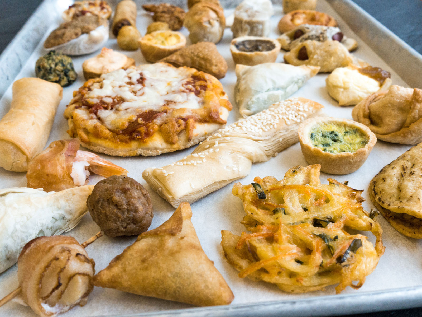We Ate Over 30 Frozen Appetizers. Here Are Our Favorites