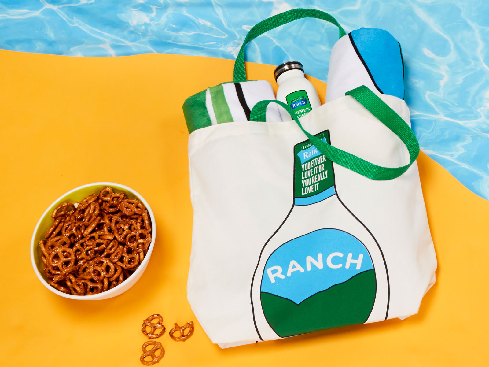 Hidden Valley Released A Line Of Ranch Themed Summer Clothes And