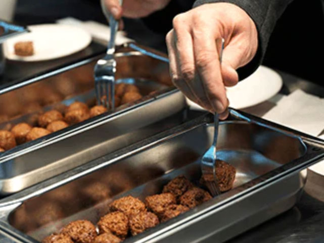 Ikea Wants to Serve Plant-Based Meatballs By Next Year