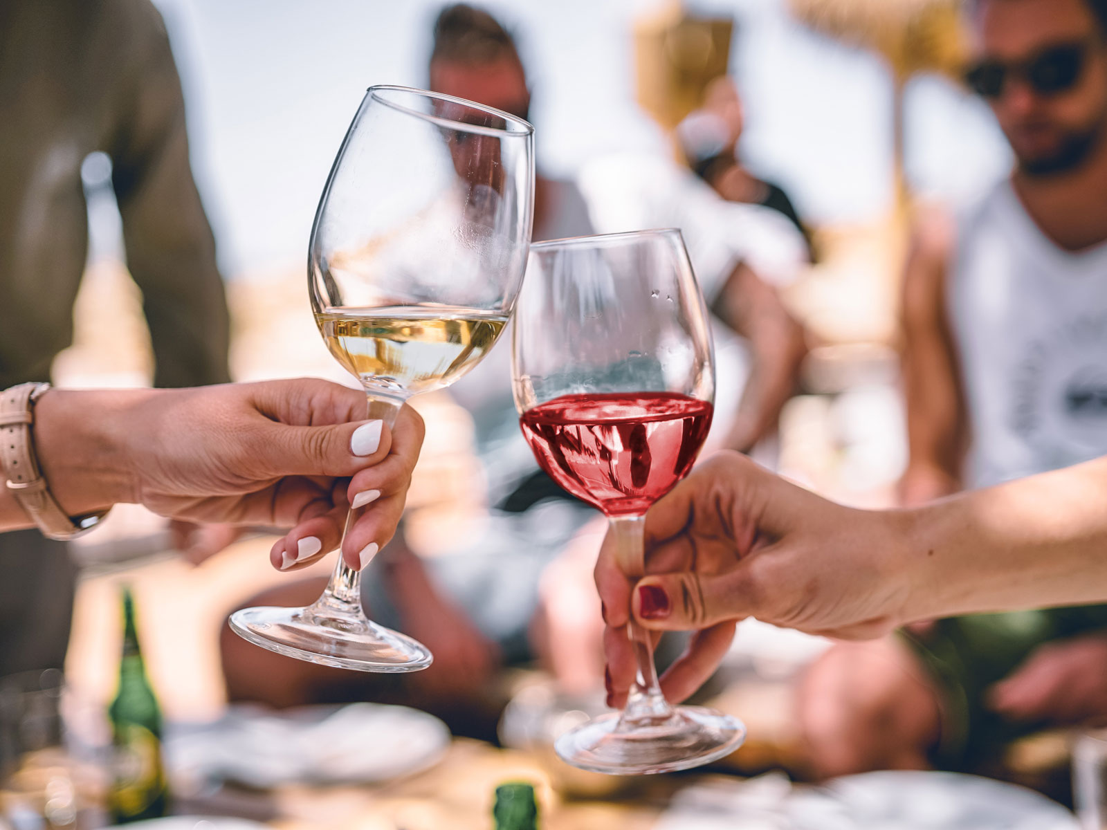 What Your Preference for Red or White Wine Says About Your Personality, According to a New Poll