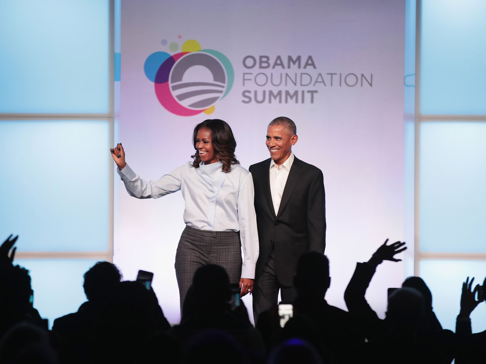 The Obamas Will Produce a Food Show for Kids on Netflix