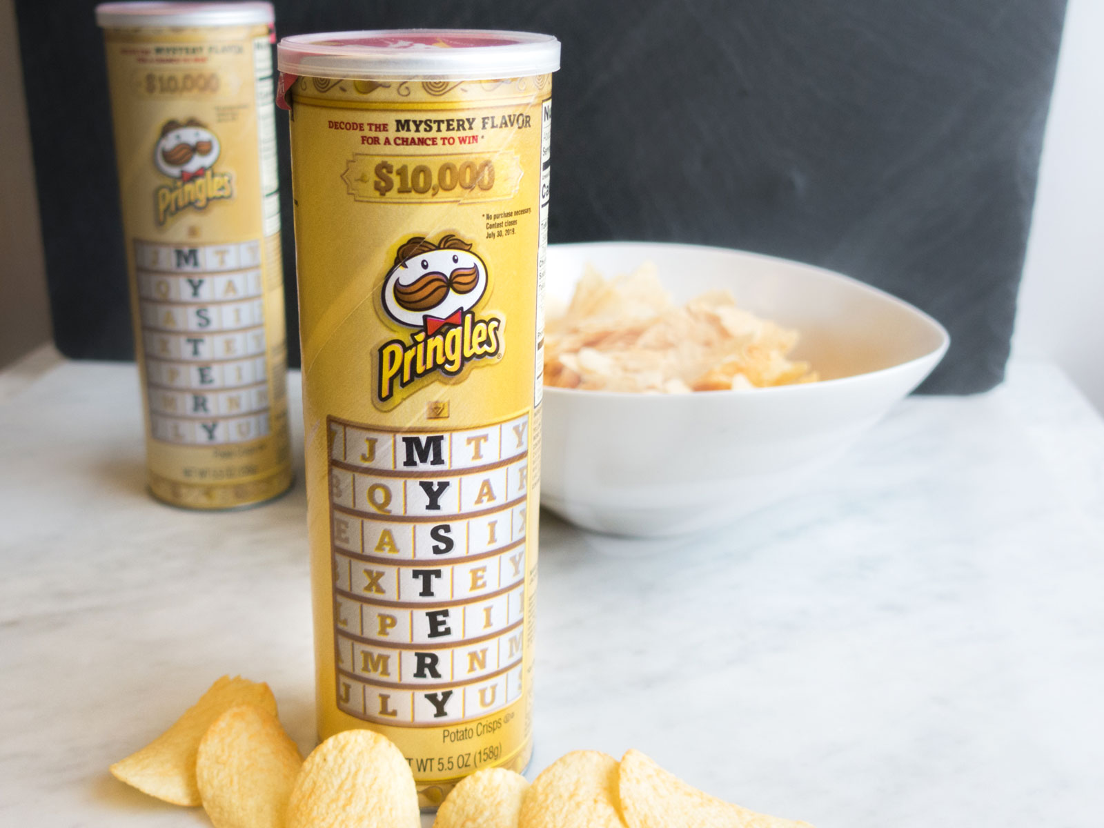 Pringles Created a Mystery Flavor — Here Are Our Best Guesses