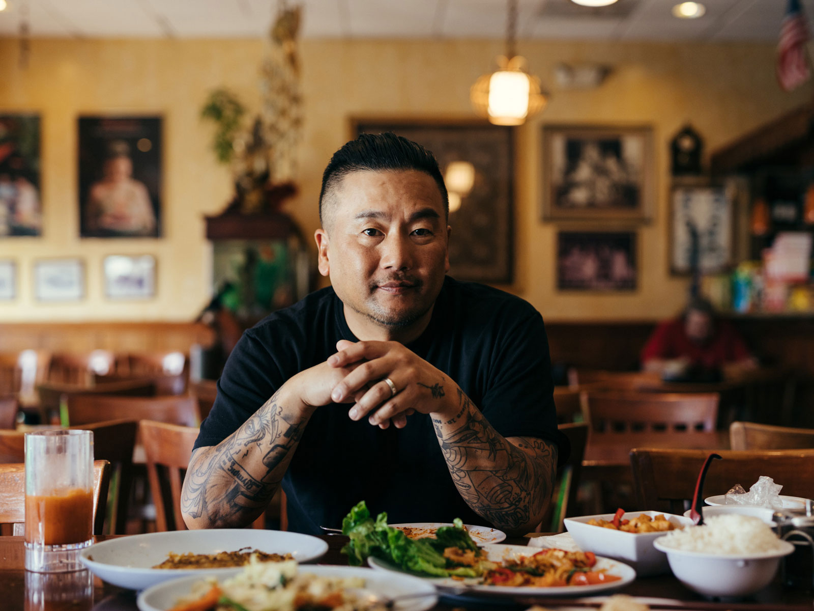 Roy Choi Talks 'Personal' New TV Show, Social Justice, and Facing His Critics