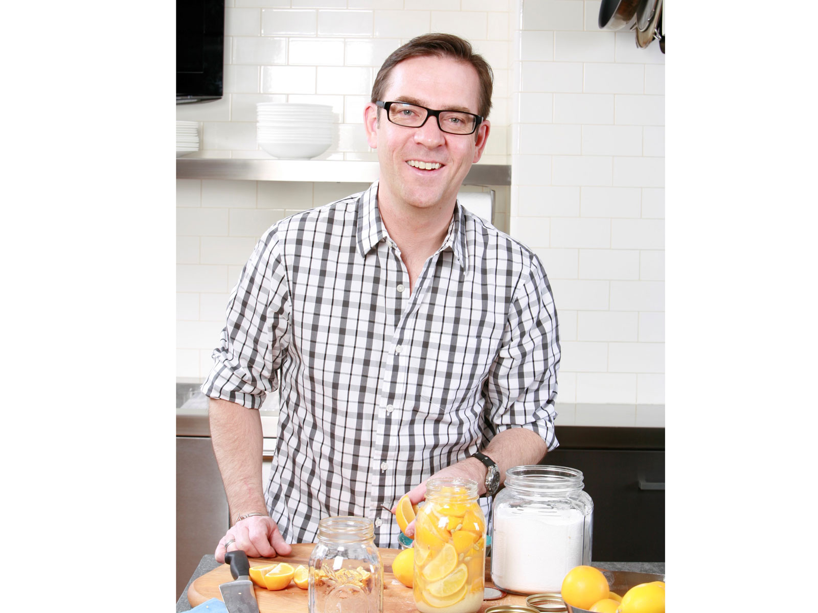 Ted Allen Says This Appliance Is the 'Heart of the Kitchen'