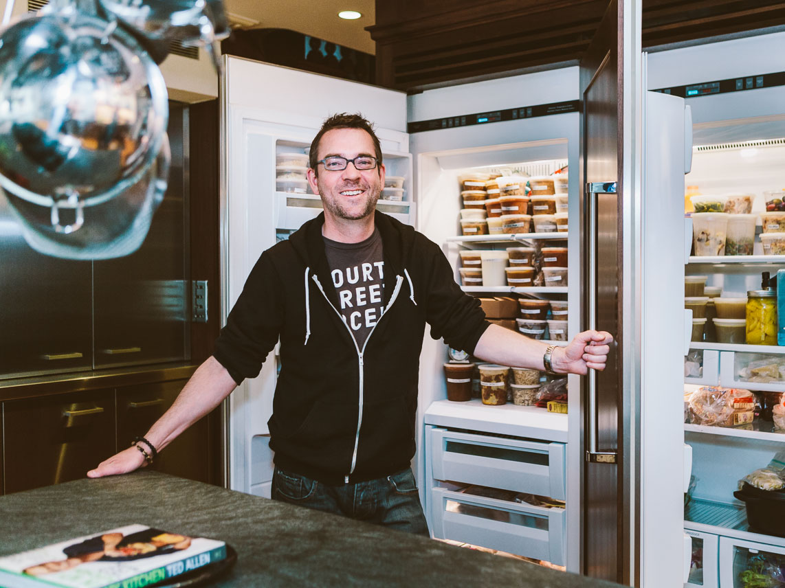 6 Tips for Designing a More Efficient Kitchen, According to Ted Allen