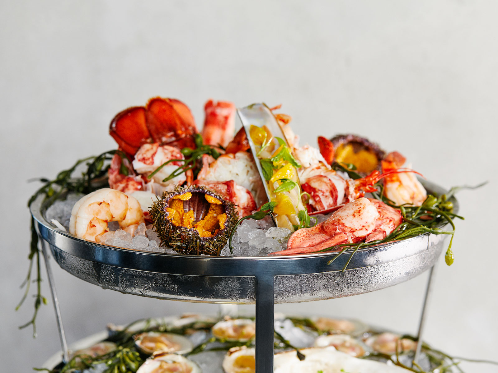 Jean-Georges Vongerichten's Massive New Seafood Restaurant Is Open in New York