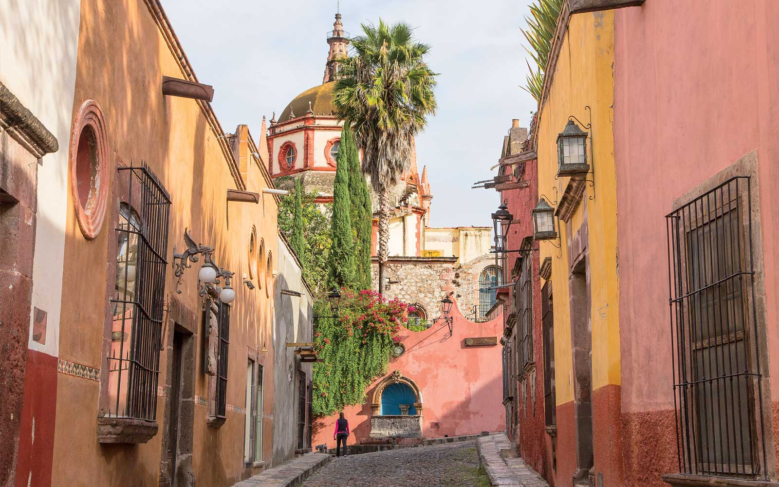How The Colonial Town of San Miguel Became Mexico's Most Enchanting Destination