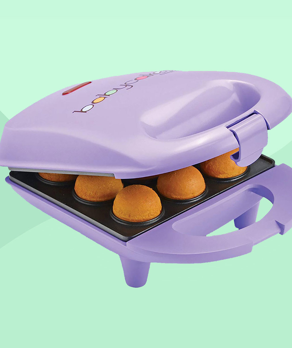 This Cake Pop Maker Makes Mini Desserts in Just Five Minutes—and It's on Sale for $13
