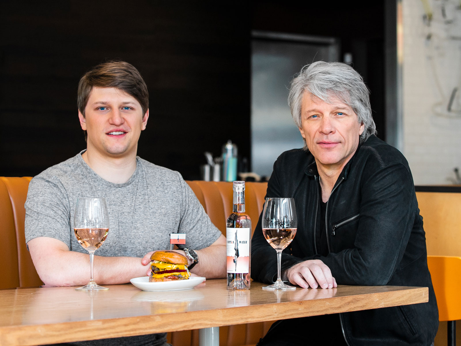 Jon Bon Jovi's Wine and His Son's 'Hampton Burger' Hit Umami Burger Restaurants Nationwide