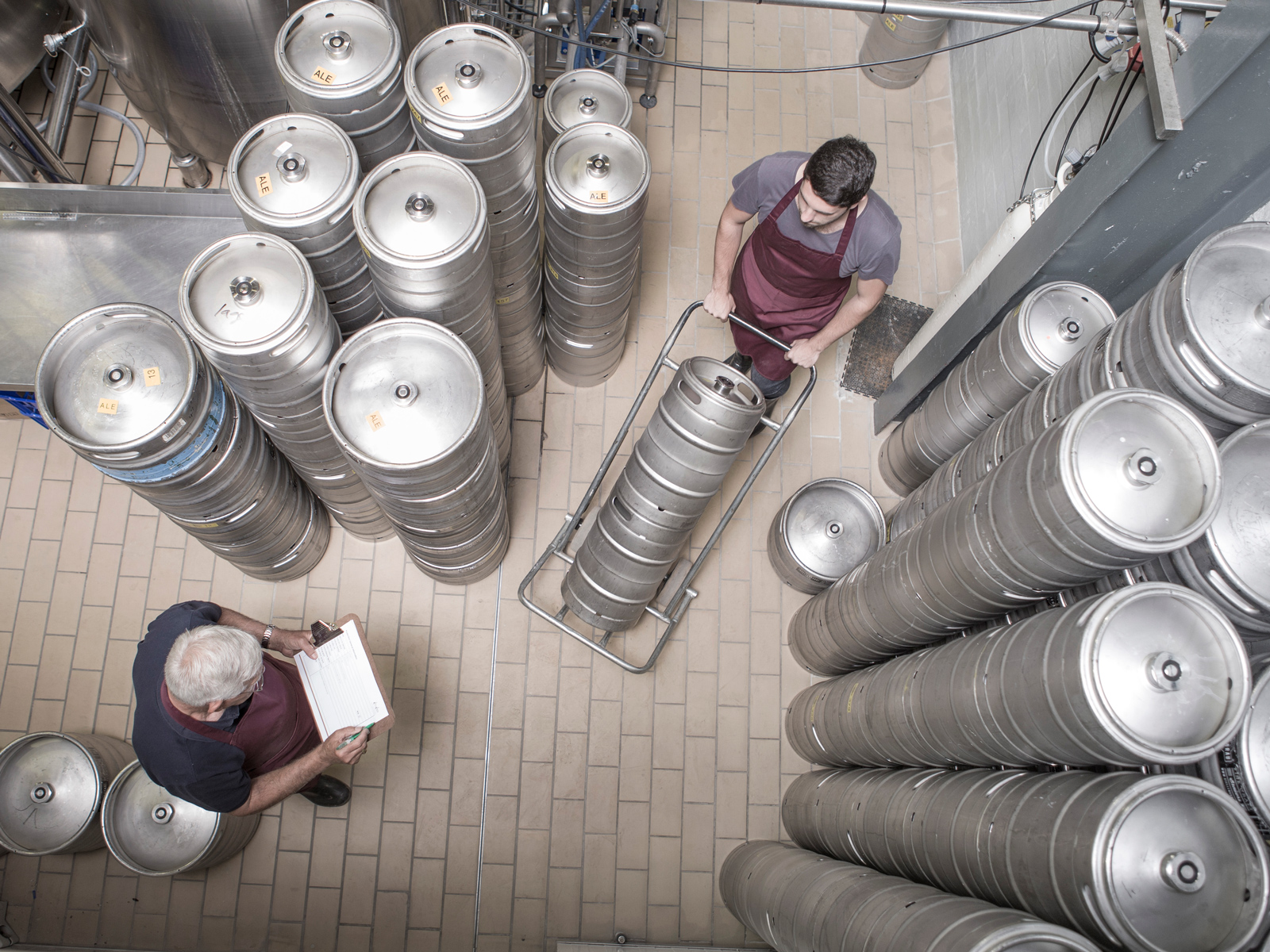 Beer Institute Says Tariffs Are Costing Brewing Industry Jobs