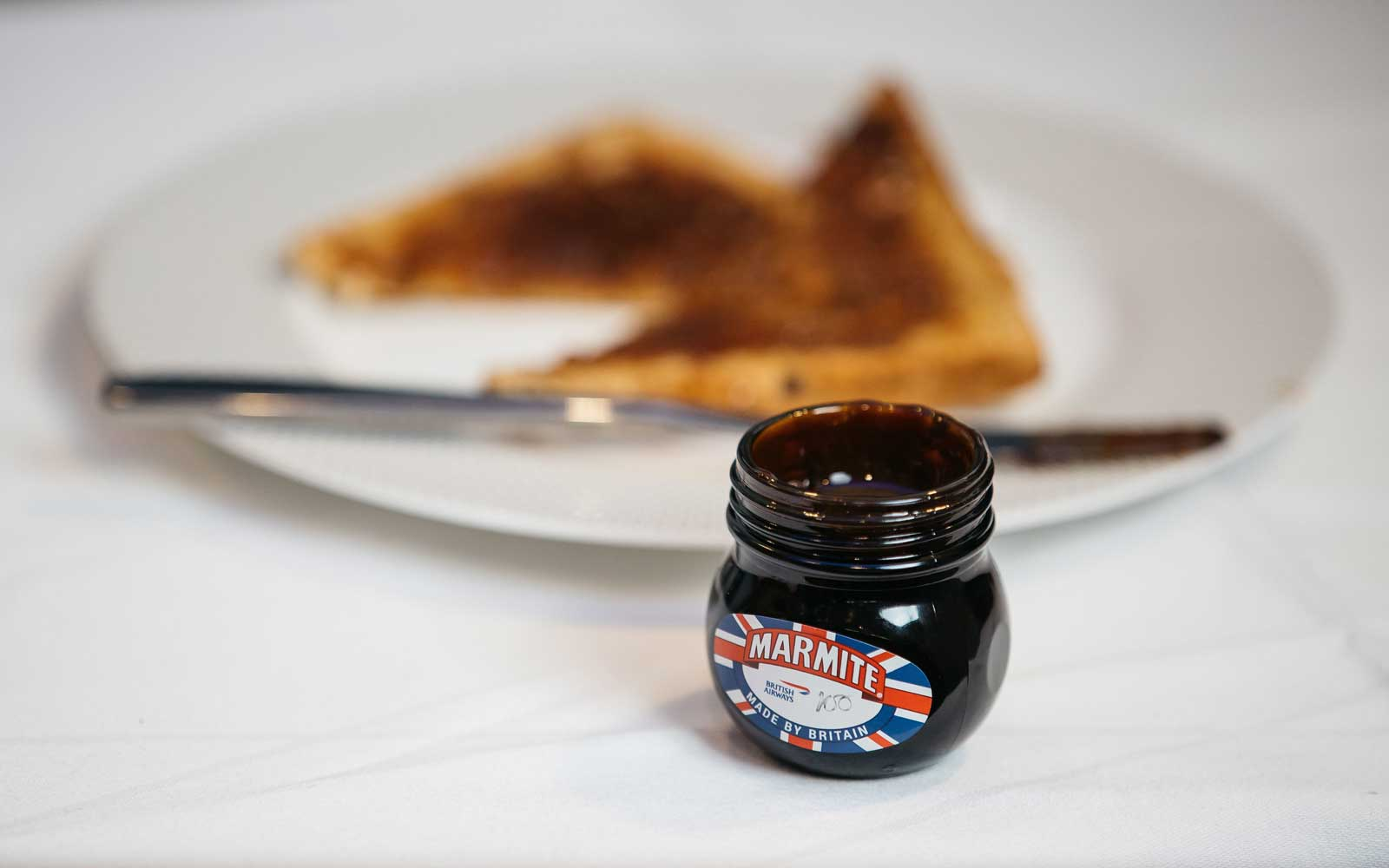 British Airways Is Celebrating Its Centennial With Absurdly British Food