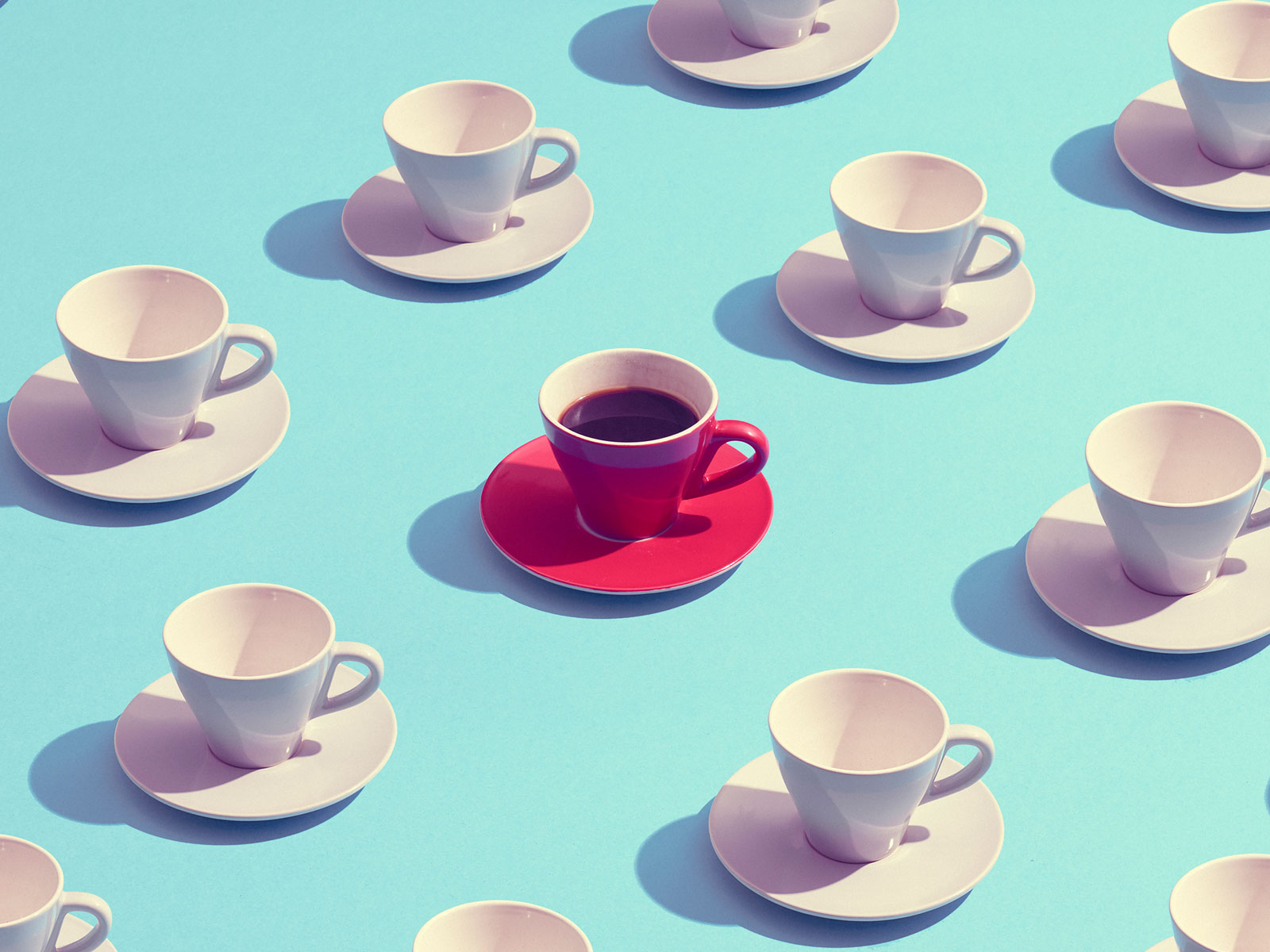 Simply Seeing Coffee May Be Enough to Energize You — But If Not, Shoot for Fewer Than 6 Cups a Day