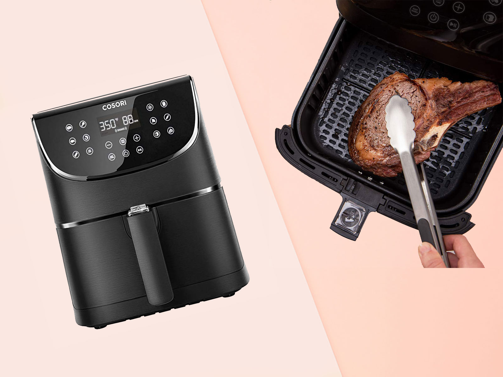 Hot Deal! Amazon's Best-Selling Air Fryer Is on Sale for Under $100