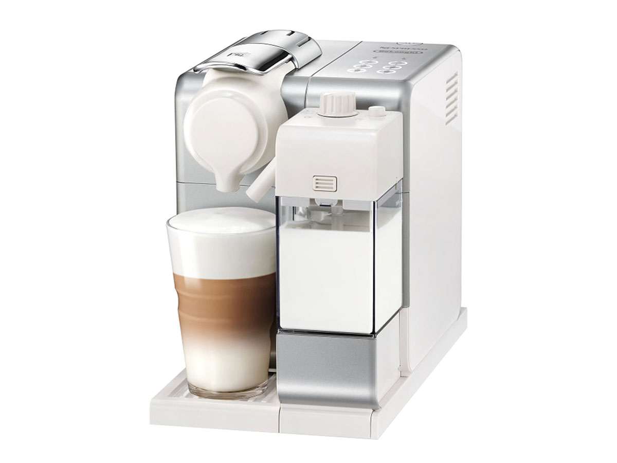 DeLonghi Nespresso Latissima Touch Single-Serve Espresso Machine
