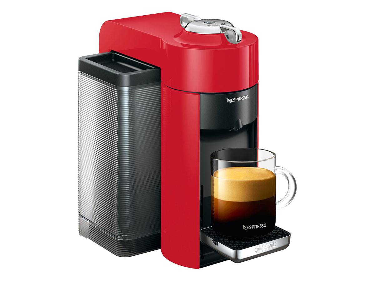 DeLonghi Nespresso Vertuo Coffee & Espresso Single-Serve Machine