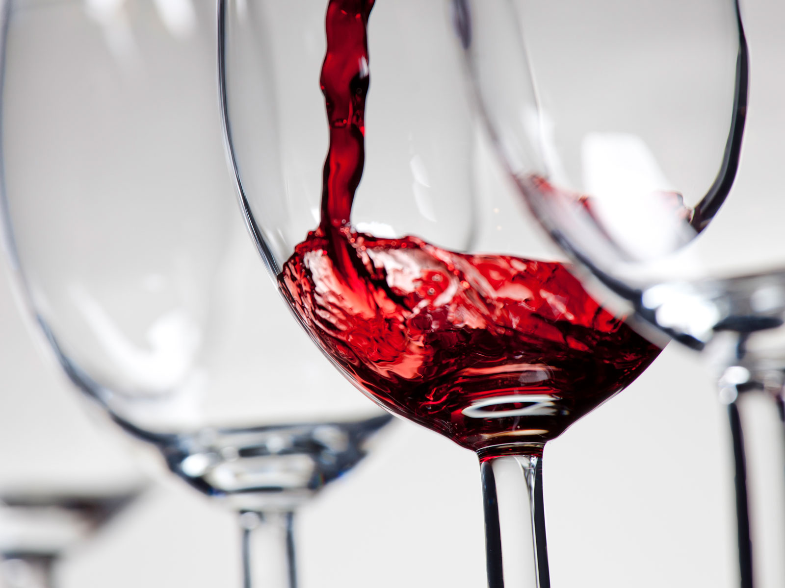 Dry Red Wines' 'Big Tannins' Are Literally Bigger, Study Says