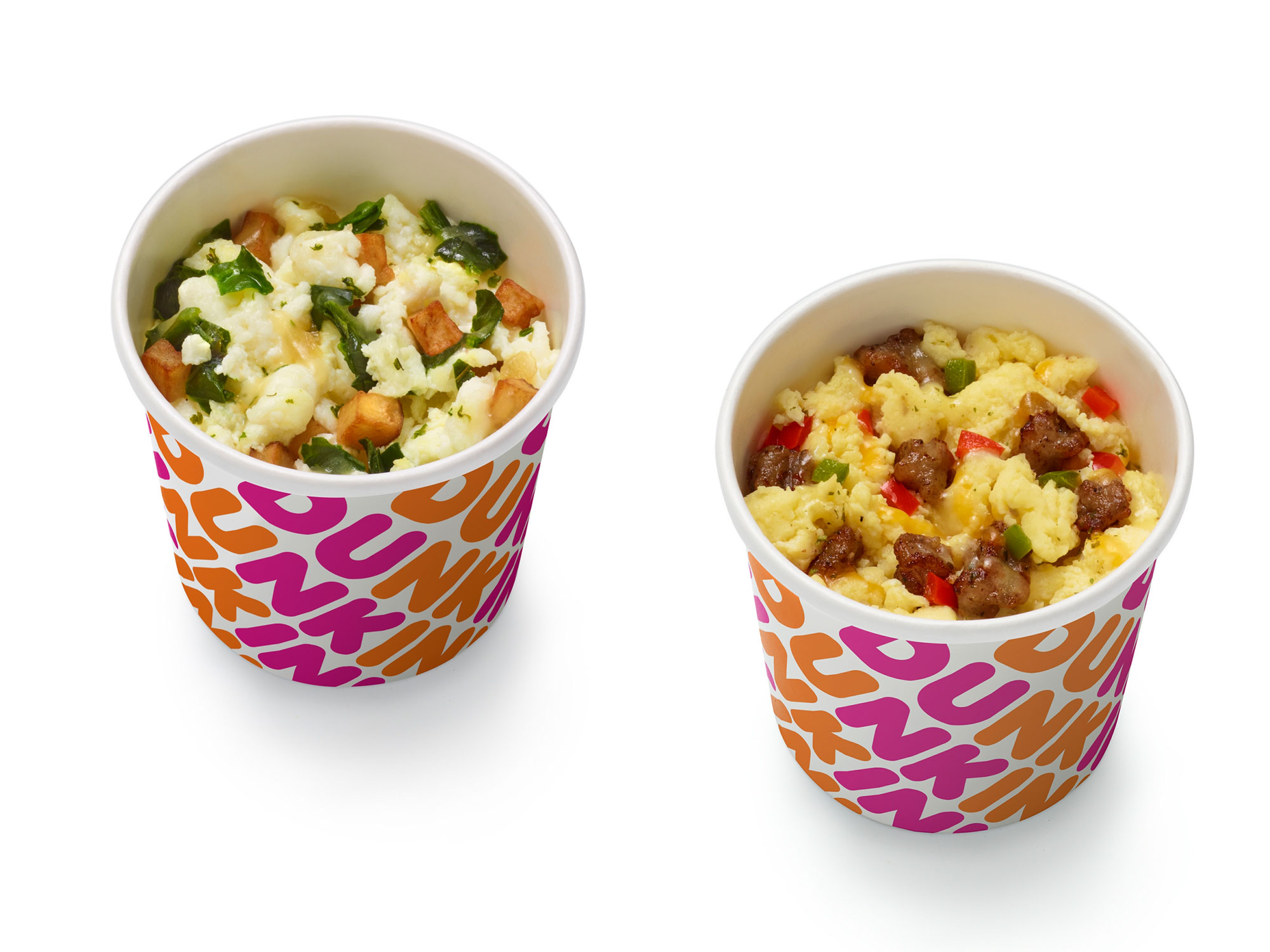 Dunkin' Just Launched Two New Breakfast Bowls—And They're Actually Pretty Healthy
