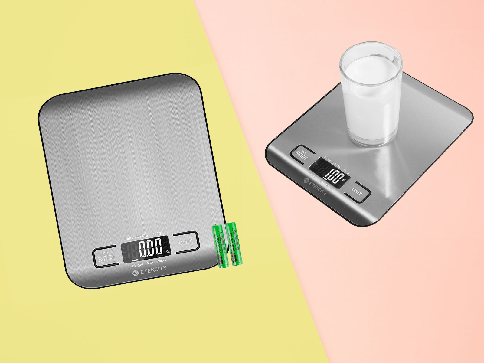 Over 8,000 Amazon Shoppers Are Obsessed With This $10 Kitchen Scale