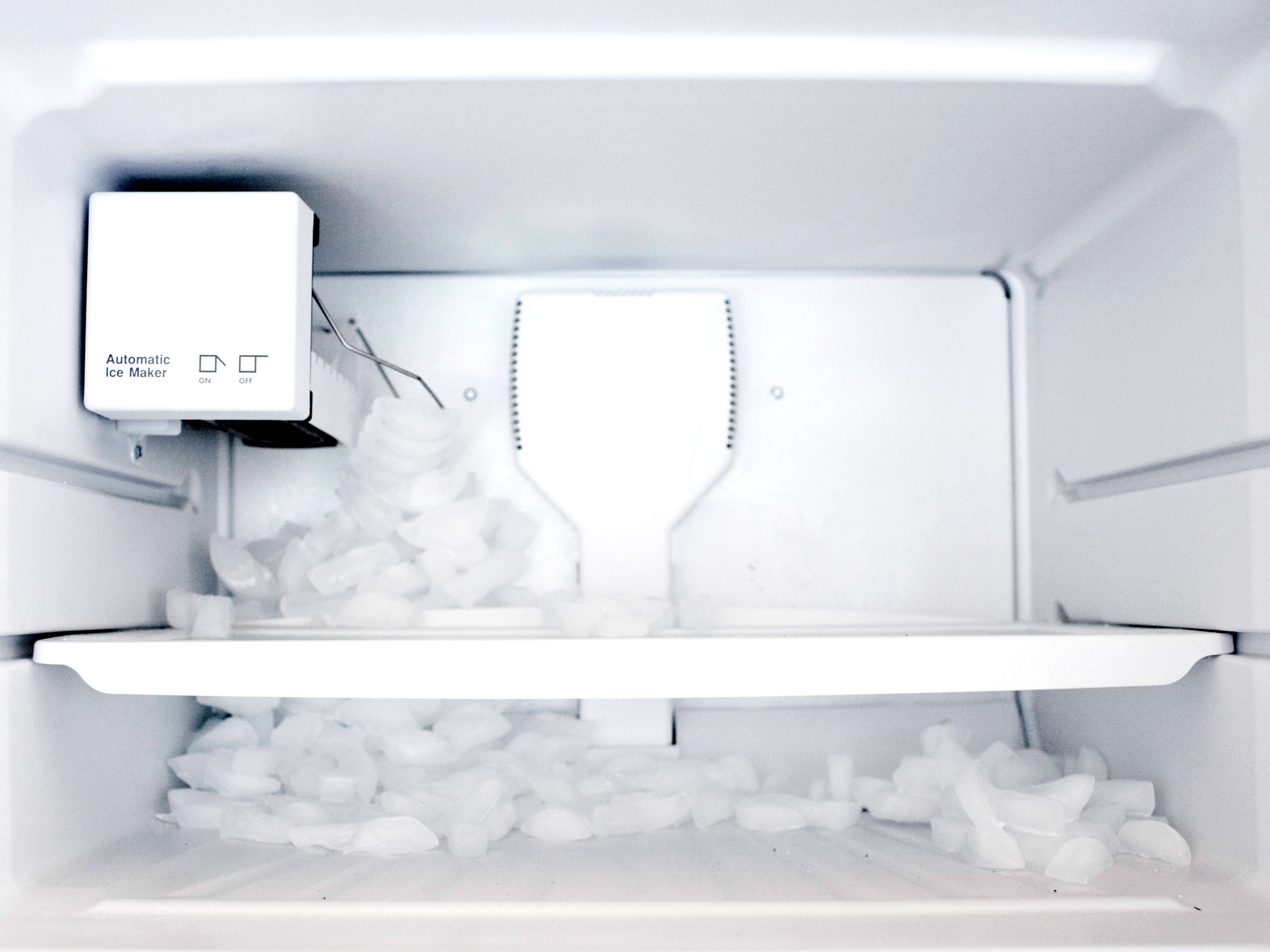 Your Ice Maker Is Actually Disgusting—Here's How to Clean It