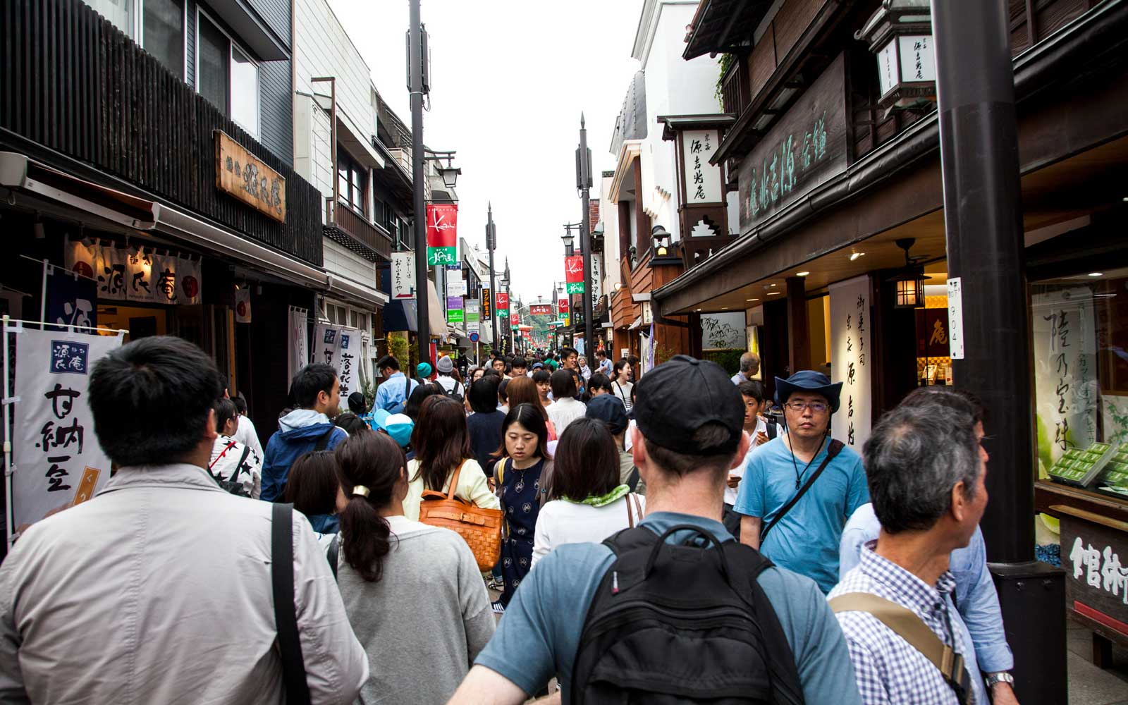 This City in Japan Is Asking Tourists to Stop Eating While They Walk