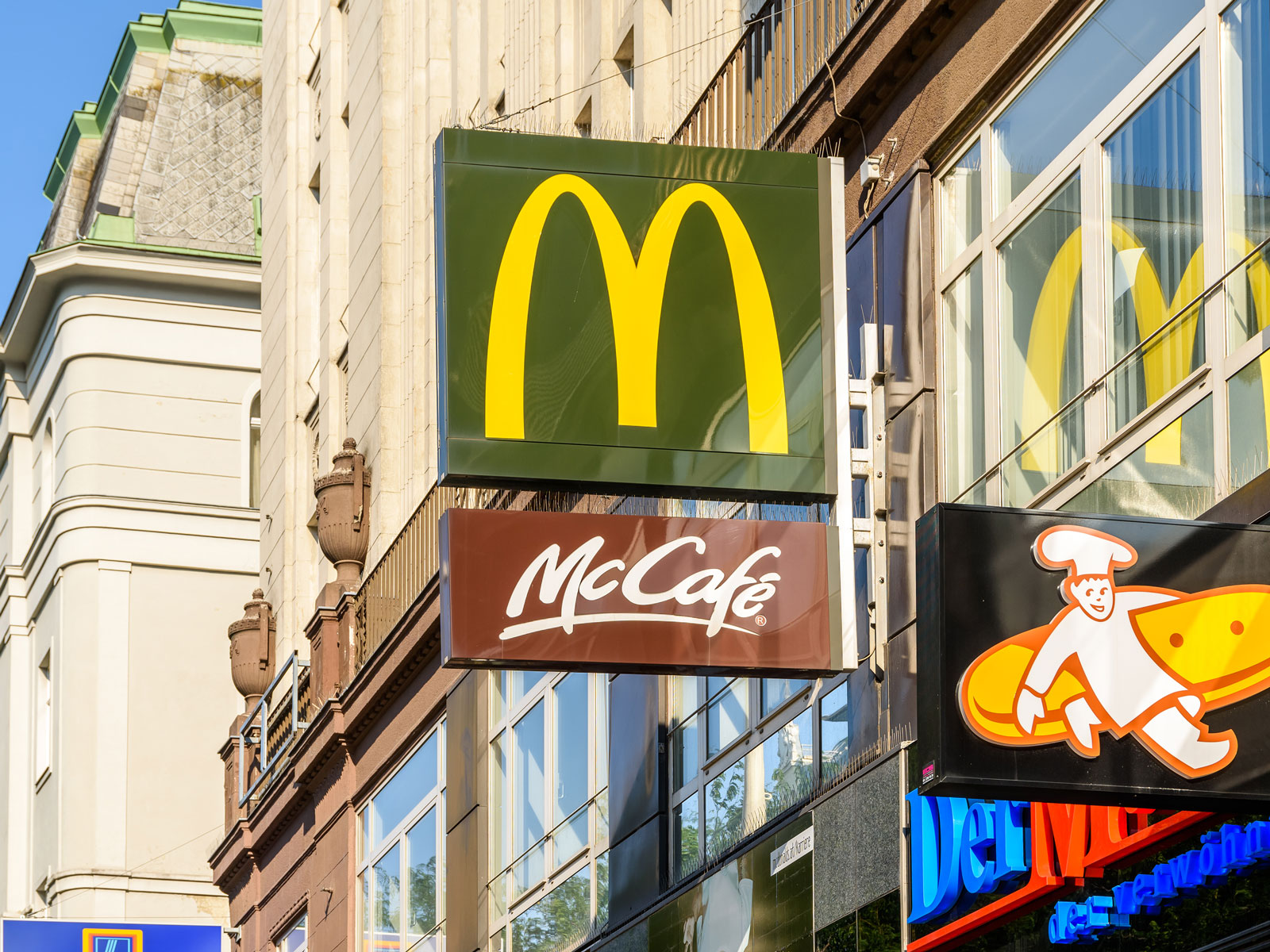 American Travelers in Austria Can Now Reach the U.S. Embassy from McDonald's
