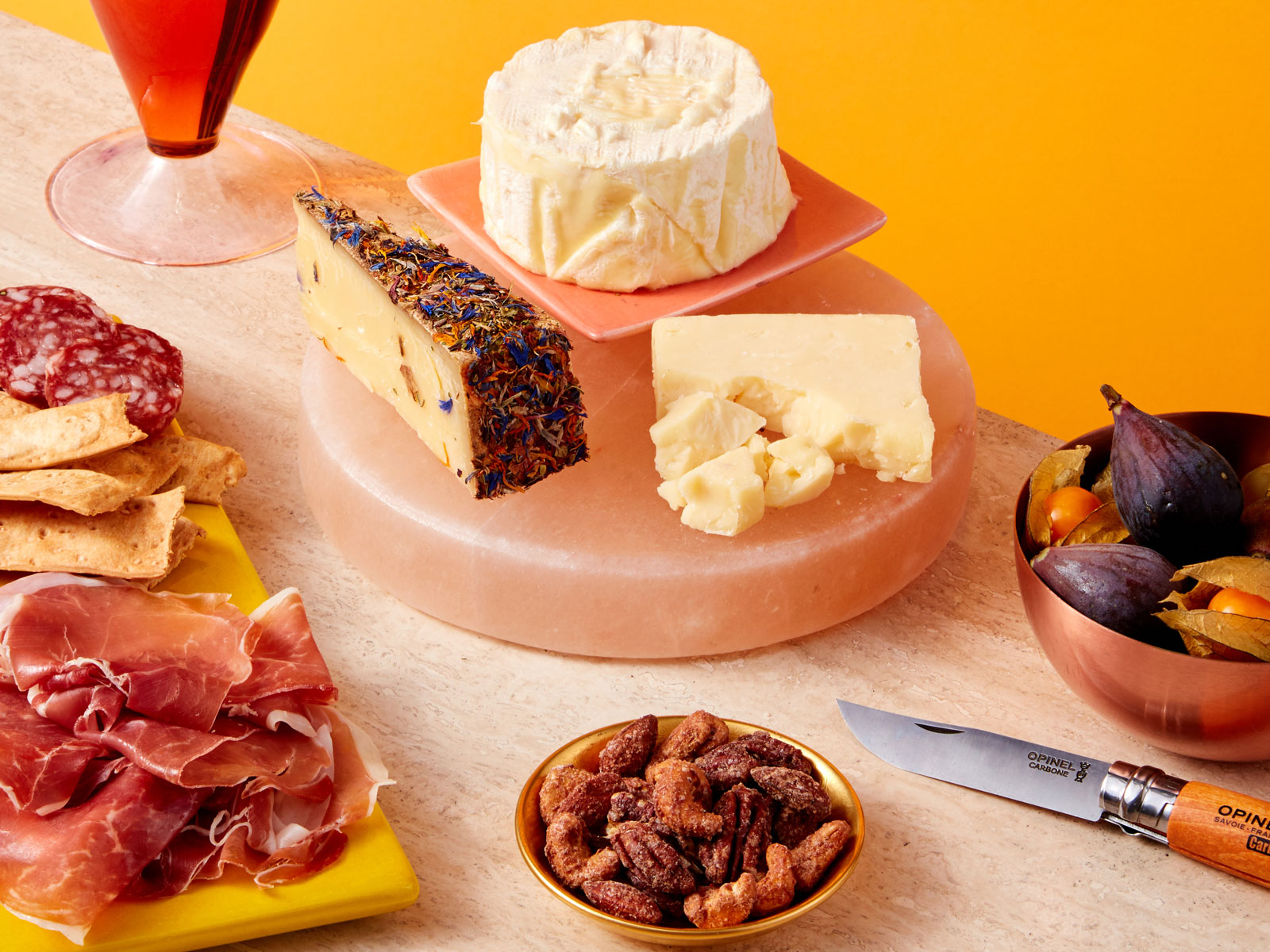 Murray's Cheese and Blue Apron Will Ship a Charcuterie Spread to Your Door