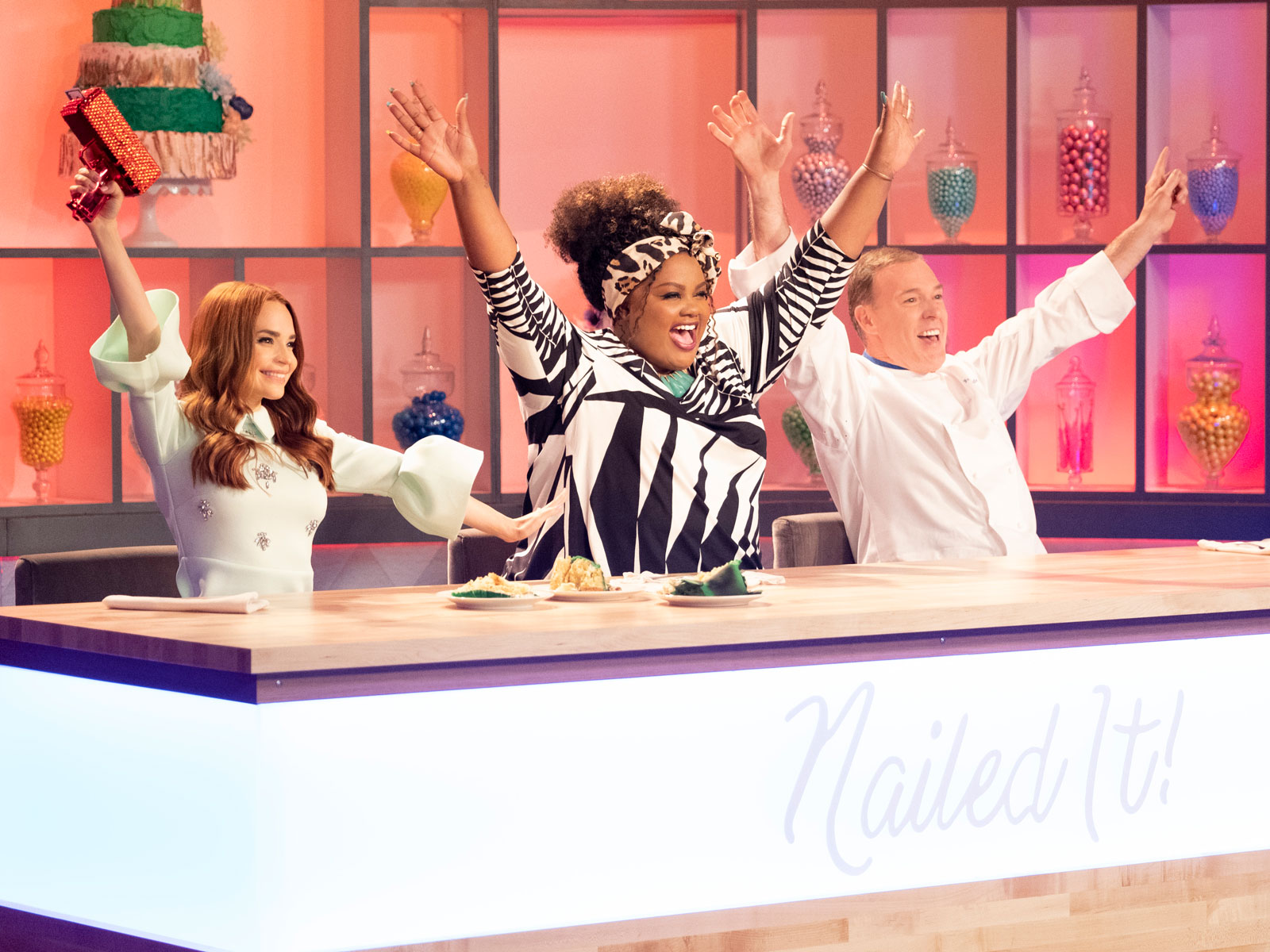 'Nailed It!' Season Three: Watch the Trailer and Get Ready to Feel a Whole Lot Better About Your Baking Skills