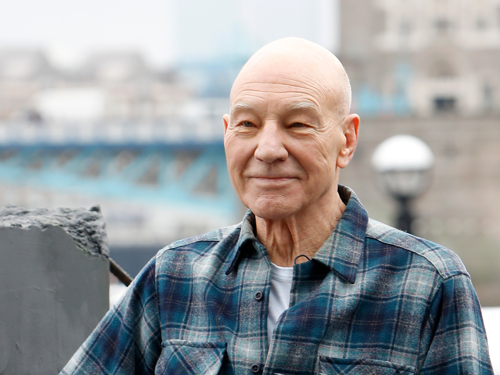 Watch: Captain Jean-Luc Picard Is Back and He's Been Making Wine
