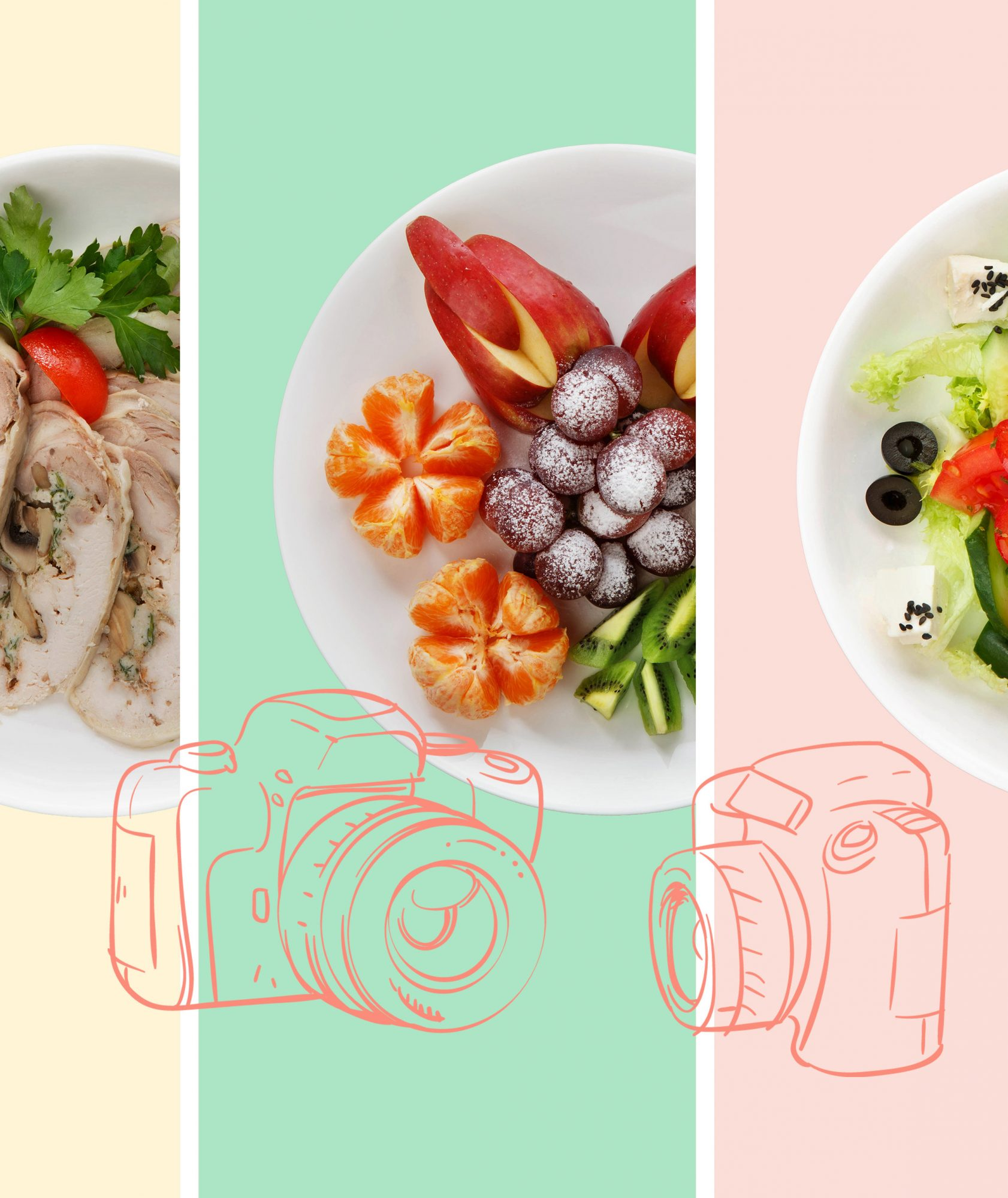 The Secretto Capturing Picture-Perfect Food Photos, According to an Industry Pro