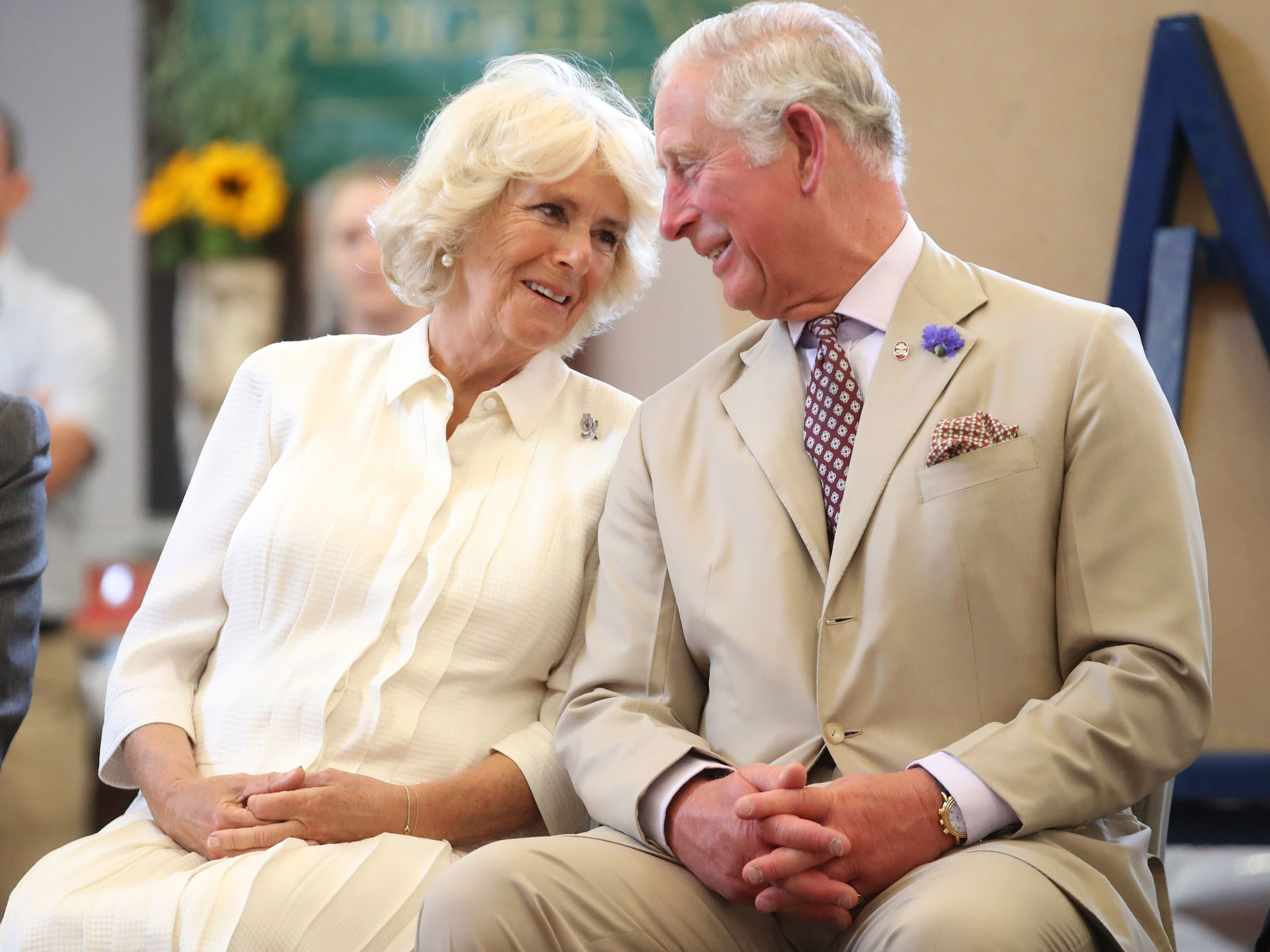 Prince Charles Opens a Bed-and-Breakfast at a Scottish Castle That Was Home to His Grandmother