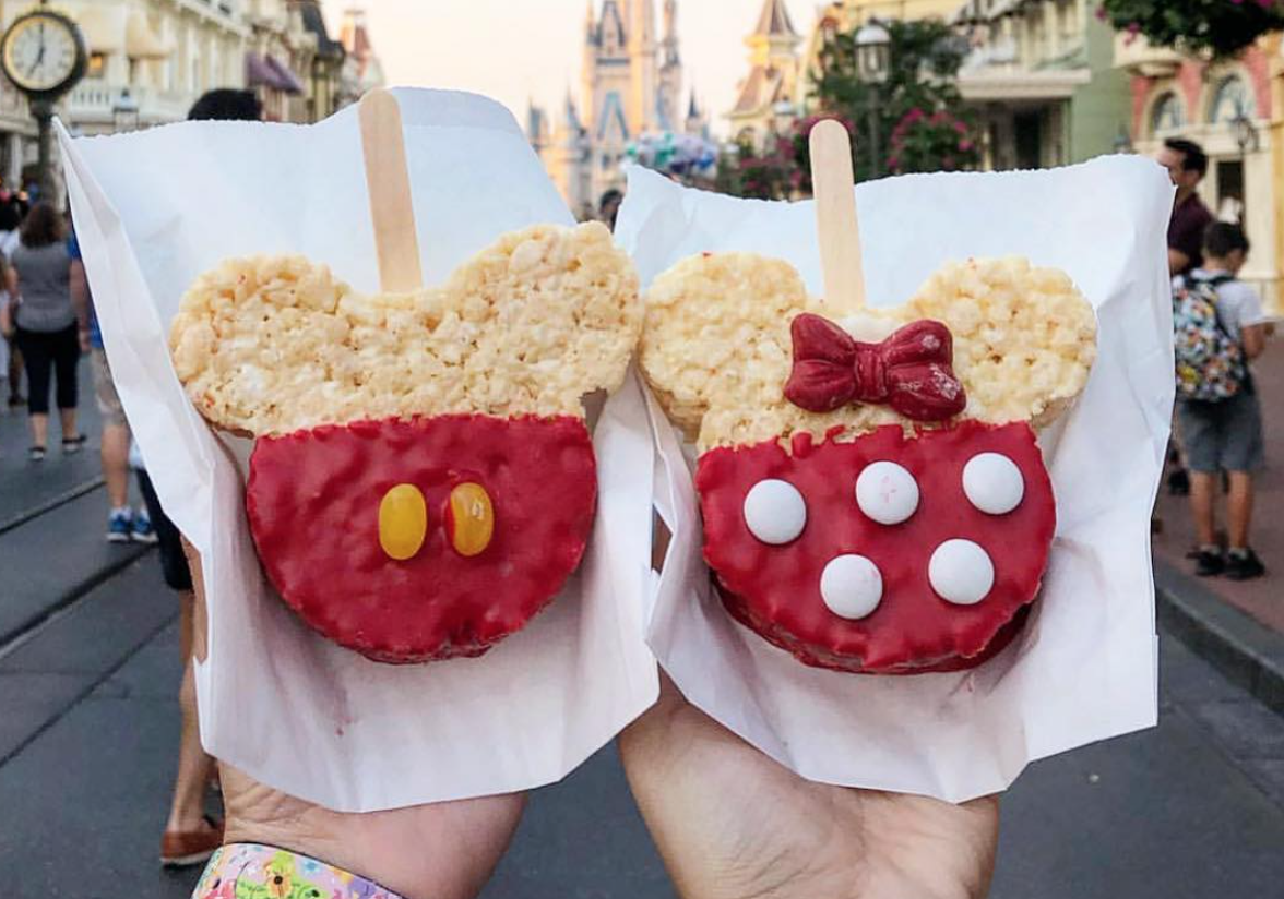 PSA: You Can Now Get Disney Snacks Delivered Straight to Your Door