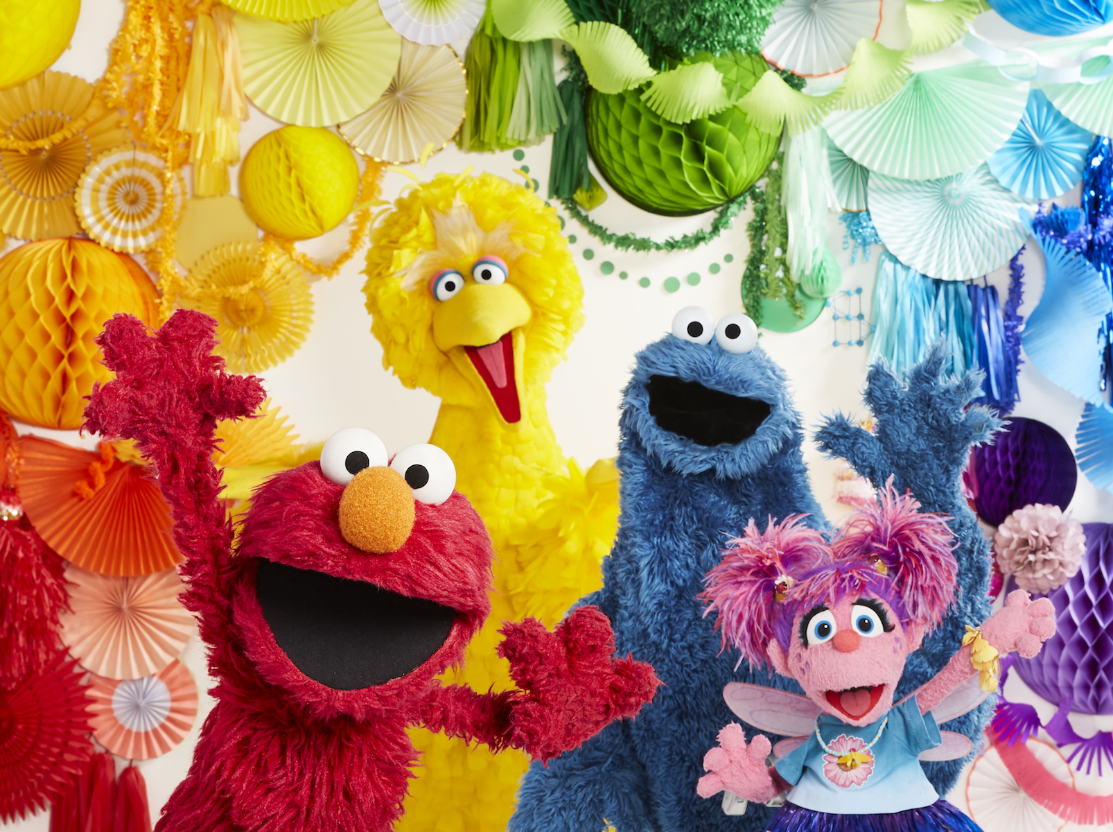 Sesame Street The Letter Of The Month Club.Sesame Street Celebrates 50th Anniversary With Cupcake
