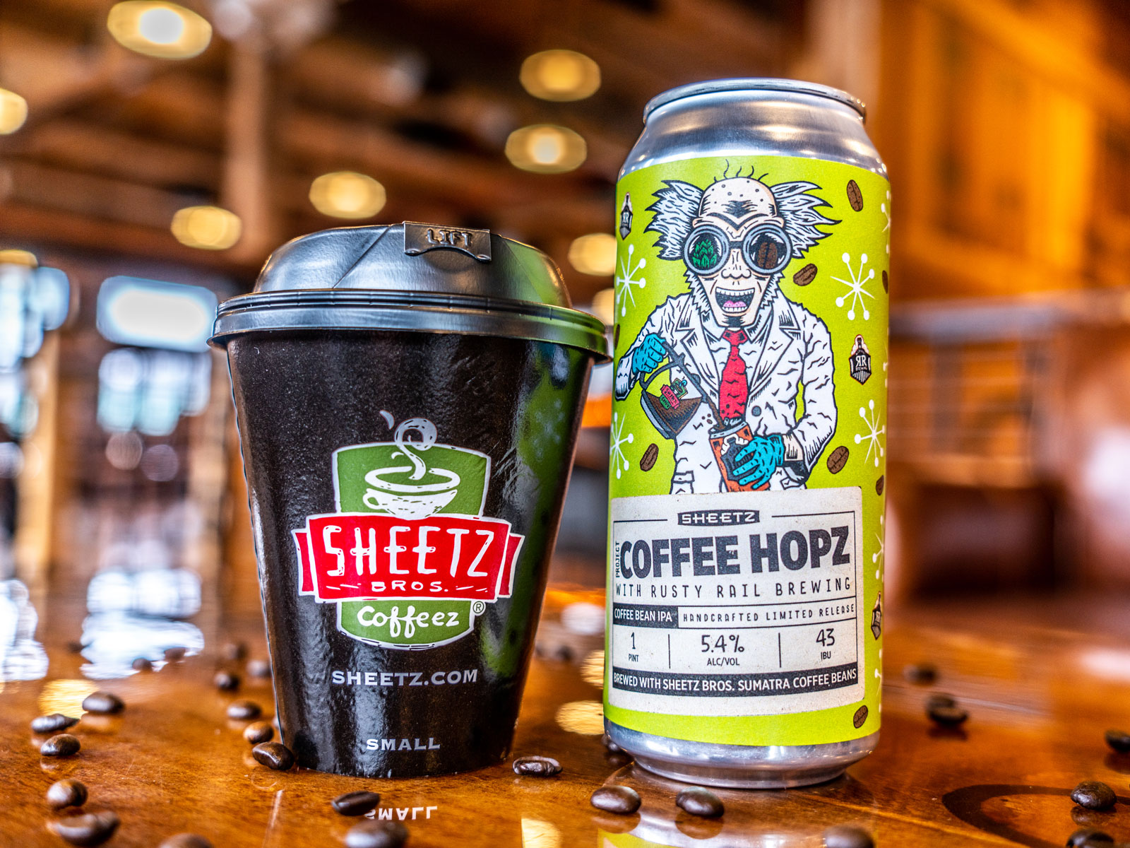 Sheetz Put Its Coffee into a Craft Beer