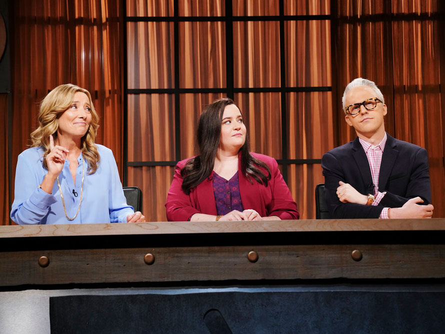 Watch: 'SNL' Takes on 'Chopped,' Twinings Tea, and that 'Game of Thrones' Starbucks Cup Fiasco