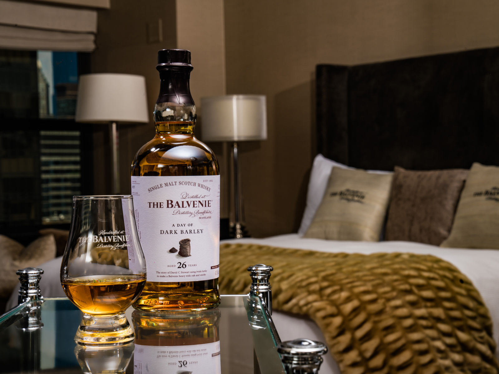 Spend a Scotch-Filled Luxury Vacation in New York With The Balvenie