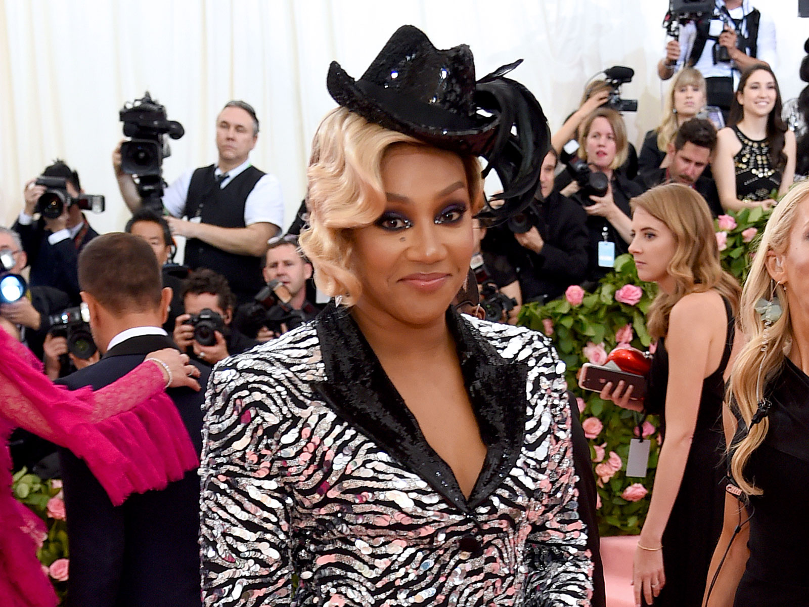 Tiffany Haddish Cooked Herself Chicken and Stuffed It In Her Purse Before the 2019 Met Gala