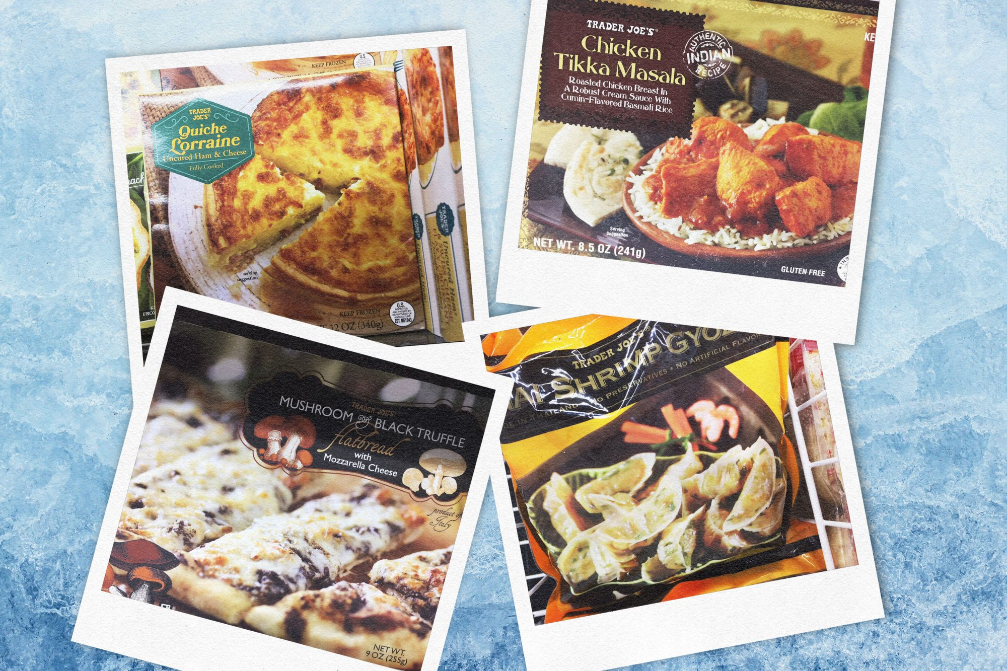 These Trader Joe's Frozen Foods Are All Less Than $5 and Taste Better Than Takeout
