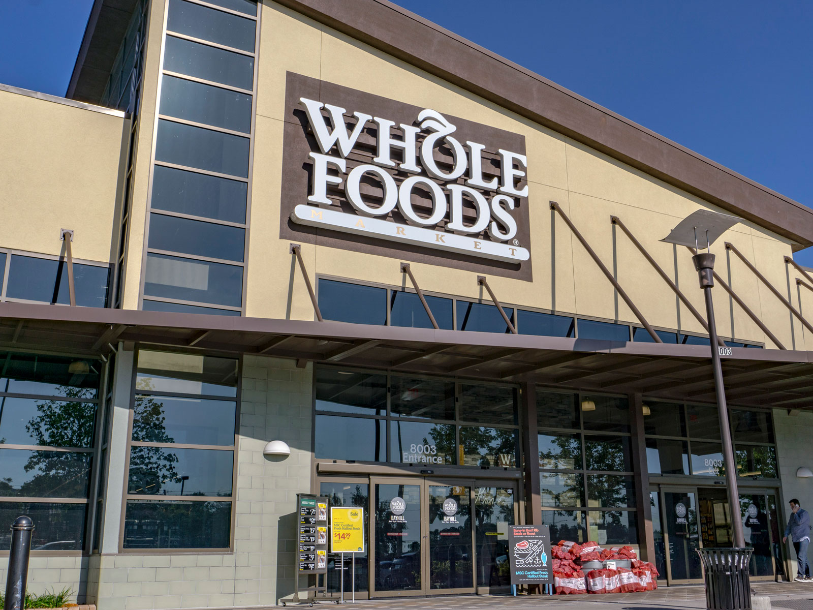 Whole Foods and Other Major Retailers Now Accept Bitcoin — Whether Anyone Notices or Not