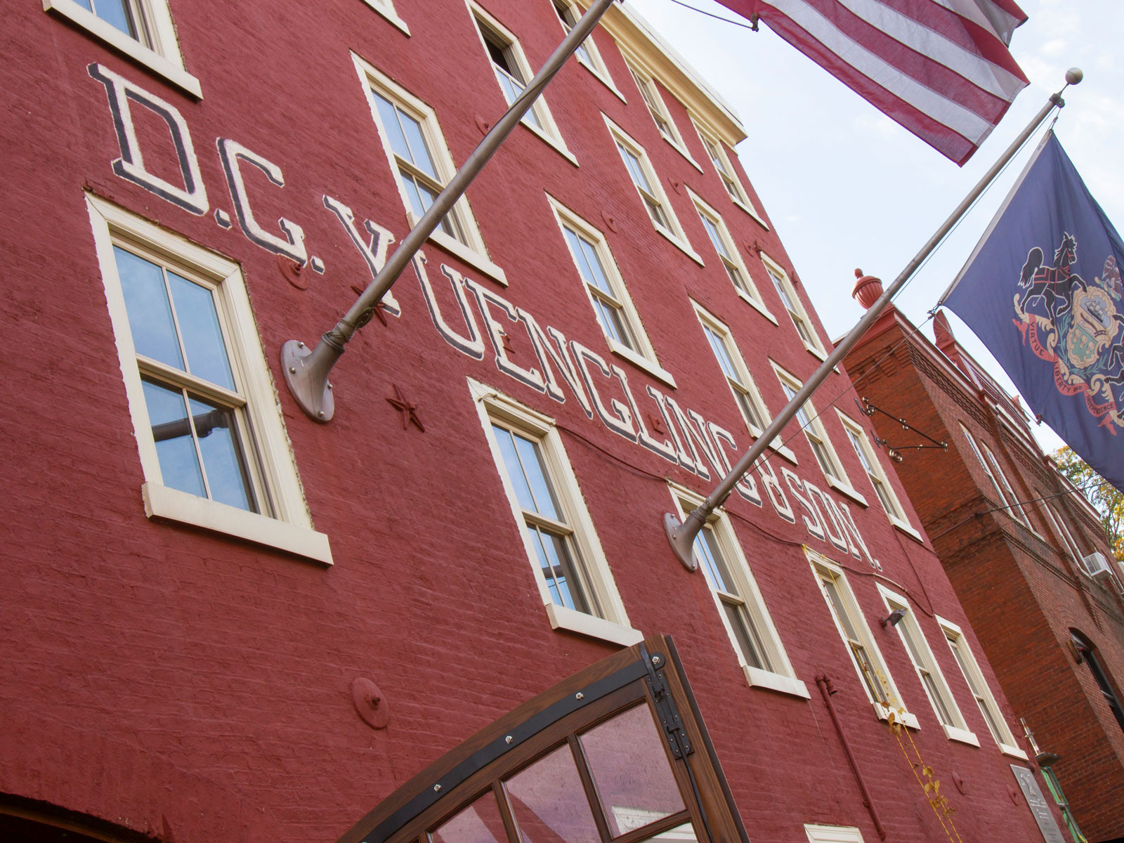 Yuengling Is the Latest Brewery to Plan a Beer-Themed Hotel