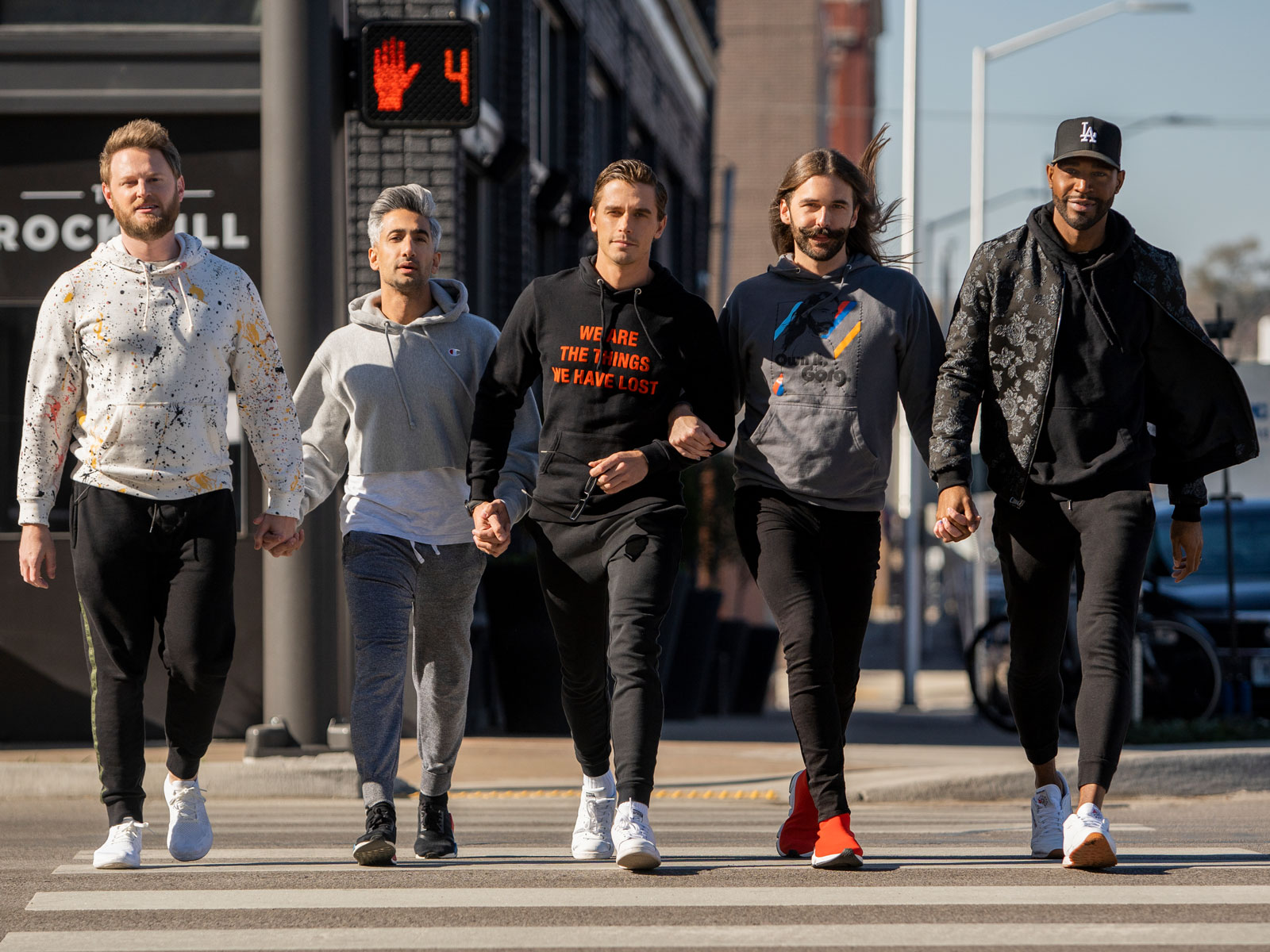 Queer Eye Seasons Four and Five