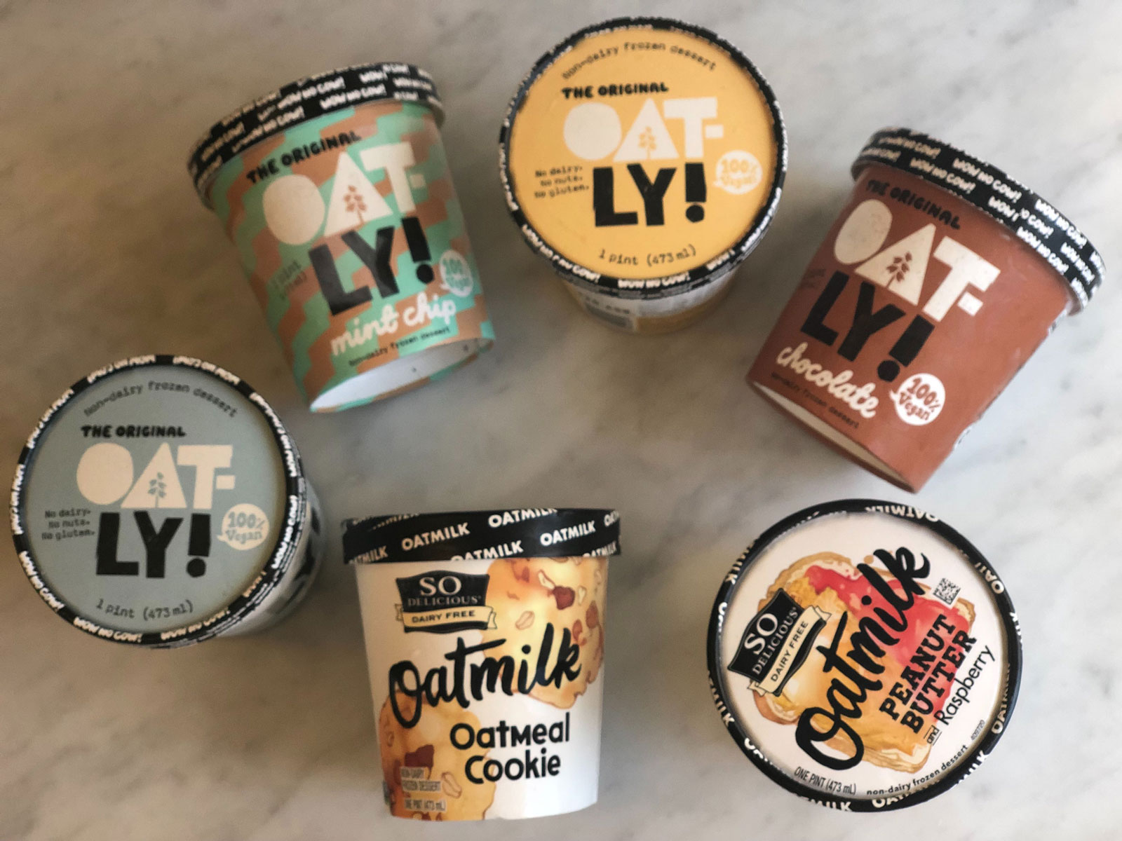 We Tried 8 Oat Milk Ice Creams, and It's the Creamy Non-Dairy Dessert of Our Dreams