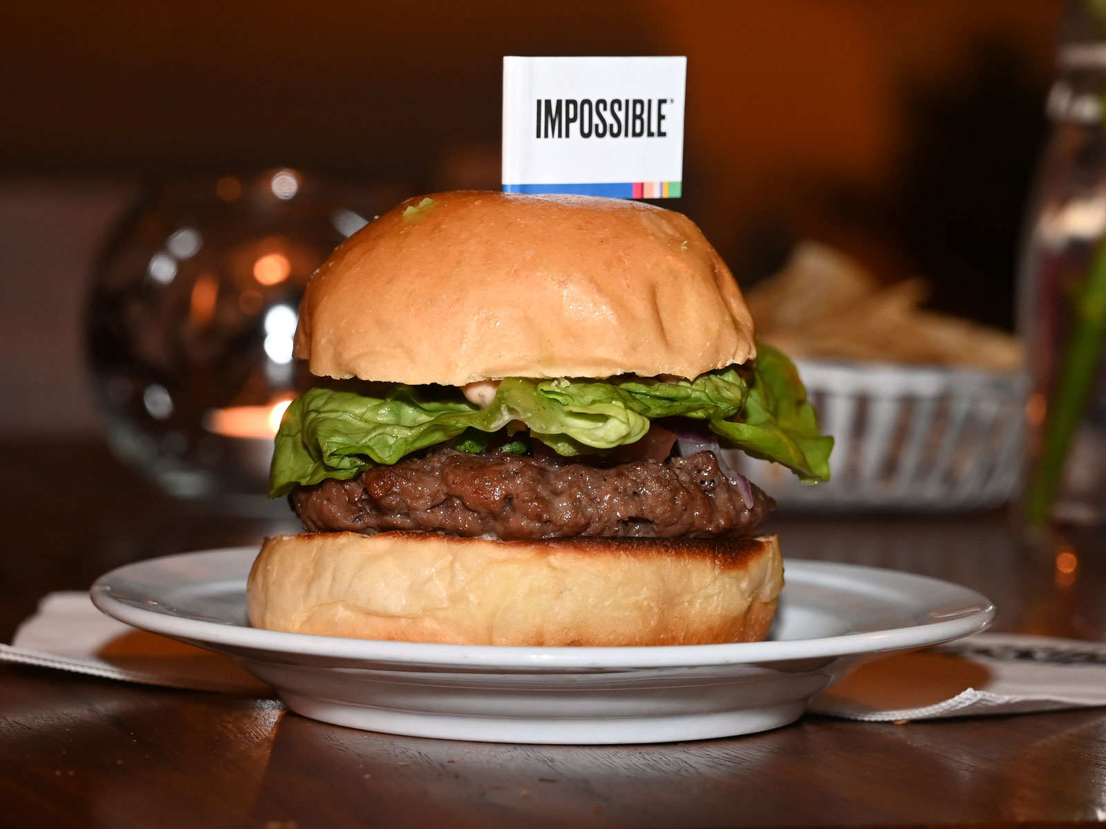 Impossible Burger Shortages Hit Major Chains Like White Castle and Red Robin