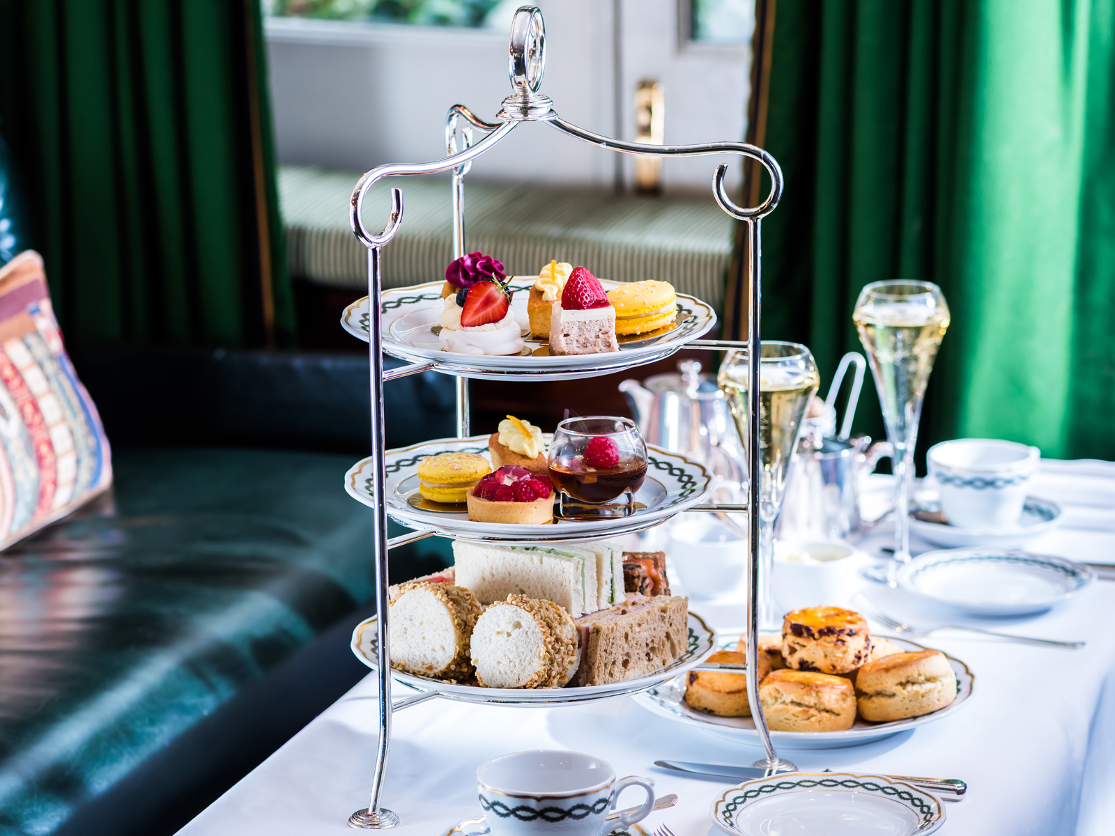 Questions You've Always Had About Afternoon Tea, Answered by a London Pastry Chef