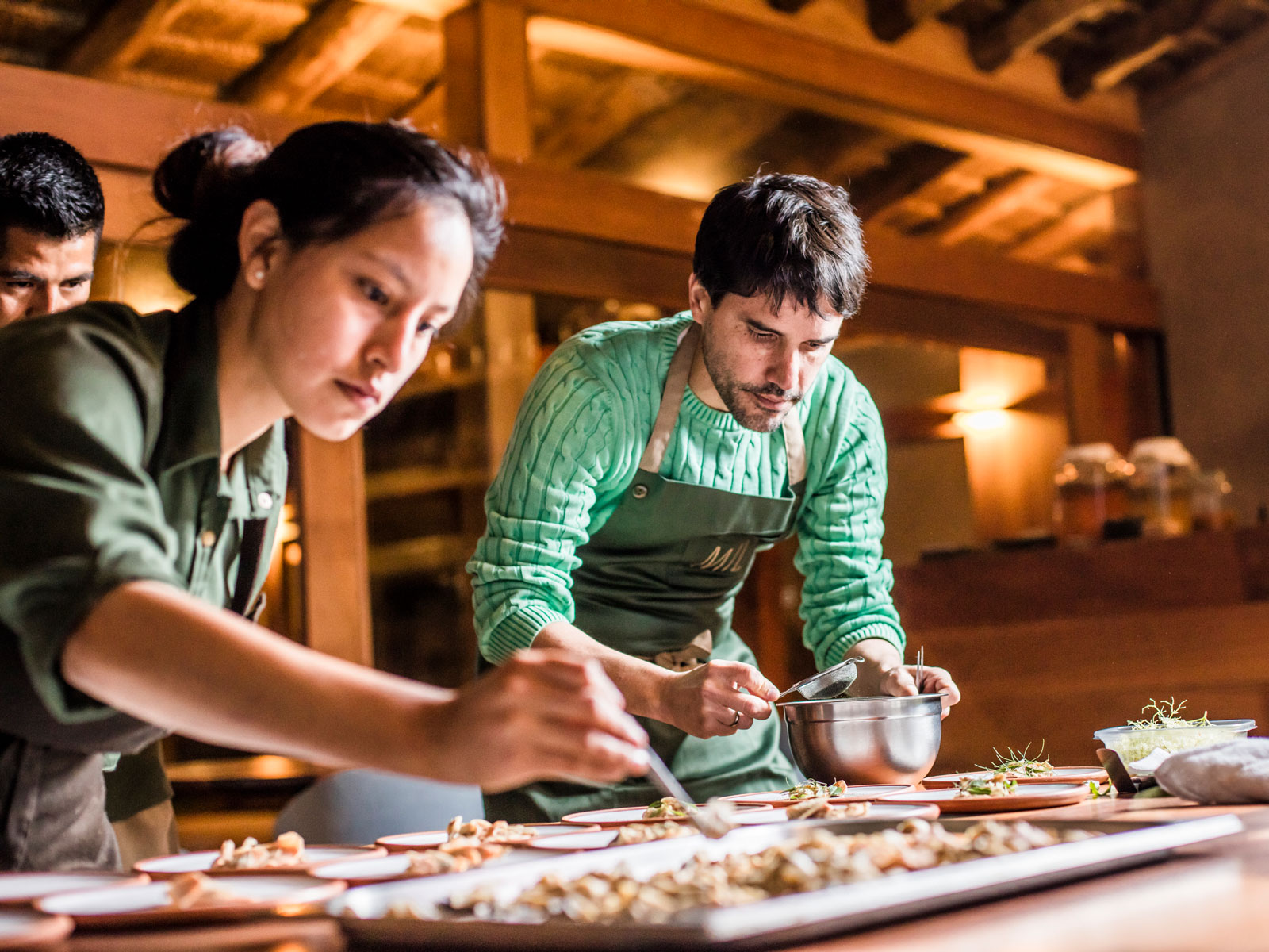 These 10 Chefs Are the 2019 Finalists for the Basque Culinary World Prize